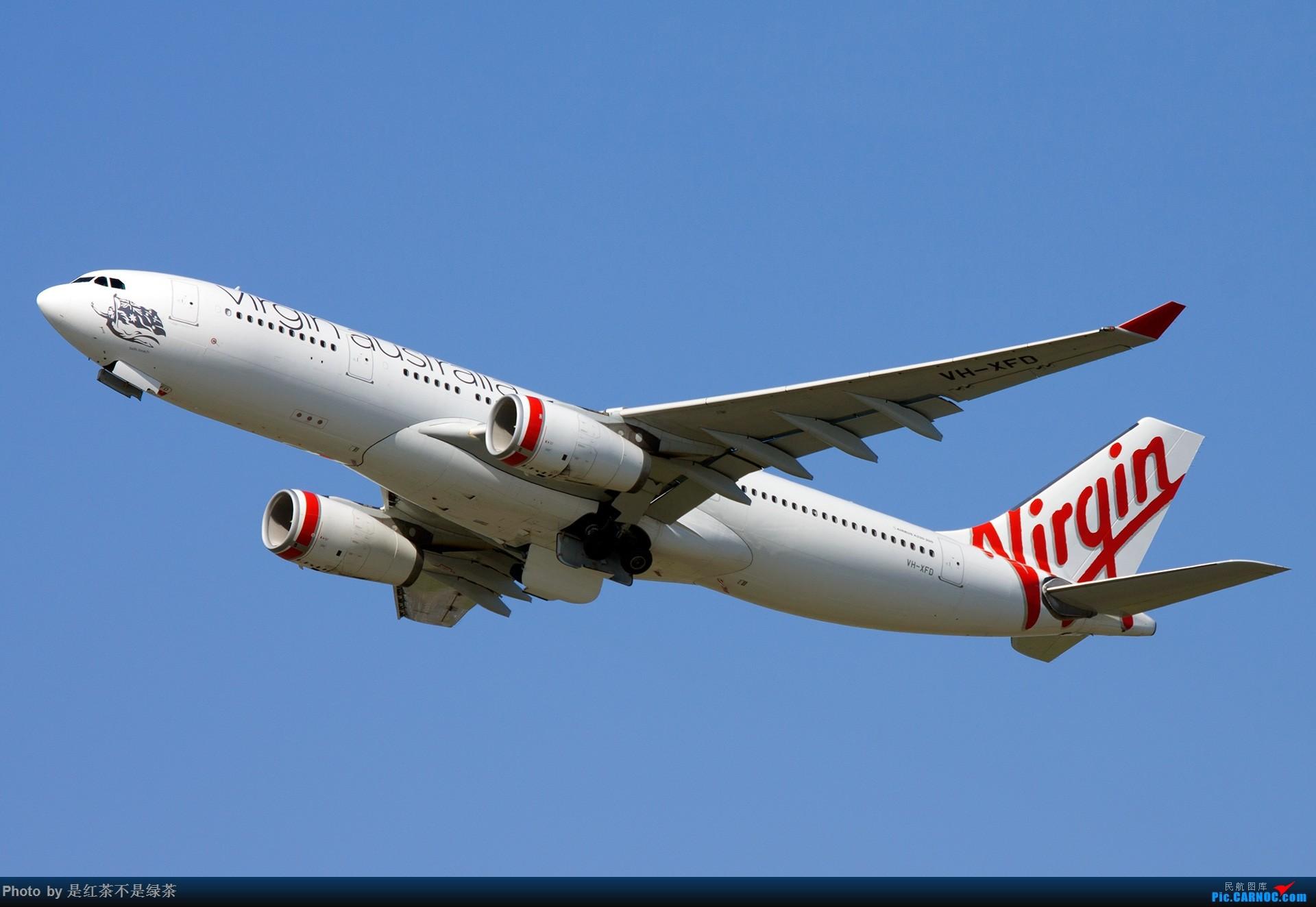Re:[原创]【红茶拍机】澳洲行半日拍机,距离上次发帖居然有10个月了! AIRBUS A330-200 VH-XFD 澳大利亚悉尼金斯福德·史密斯机场