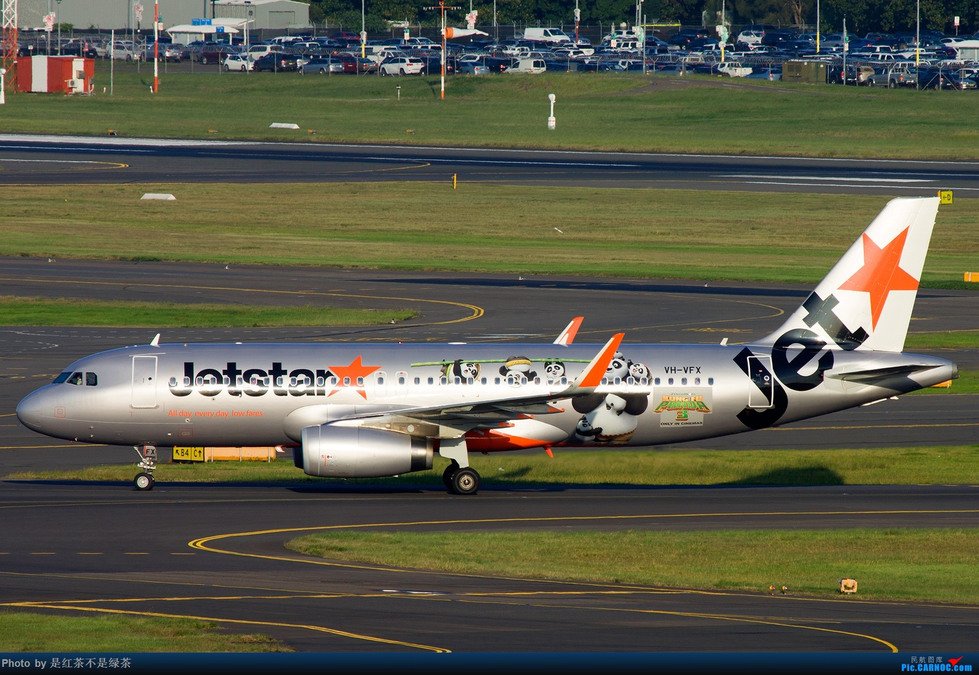 Re:[原创]【红茶拍机】澳洲行半日拍机,距离上次发帖居然有10个月了! AIRBUS A320-200 VH-VFX 澳大利亚悉尼金斯福德·史密斯机场