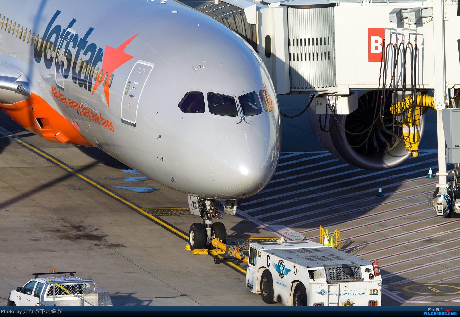 Re:[原创]【红茶拍机】澳洲行半日拍机,距离上次发帖居然有10个月了! BOEING 787-8 VH-VKH 澳大利亚悉尼金斯福德·史密斯机场
