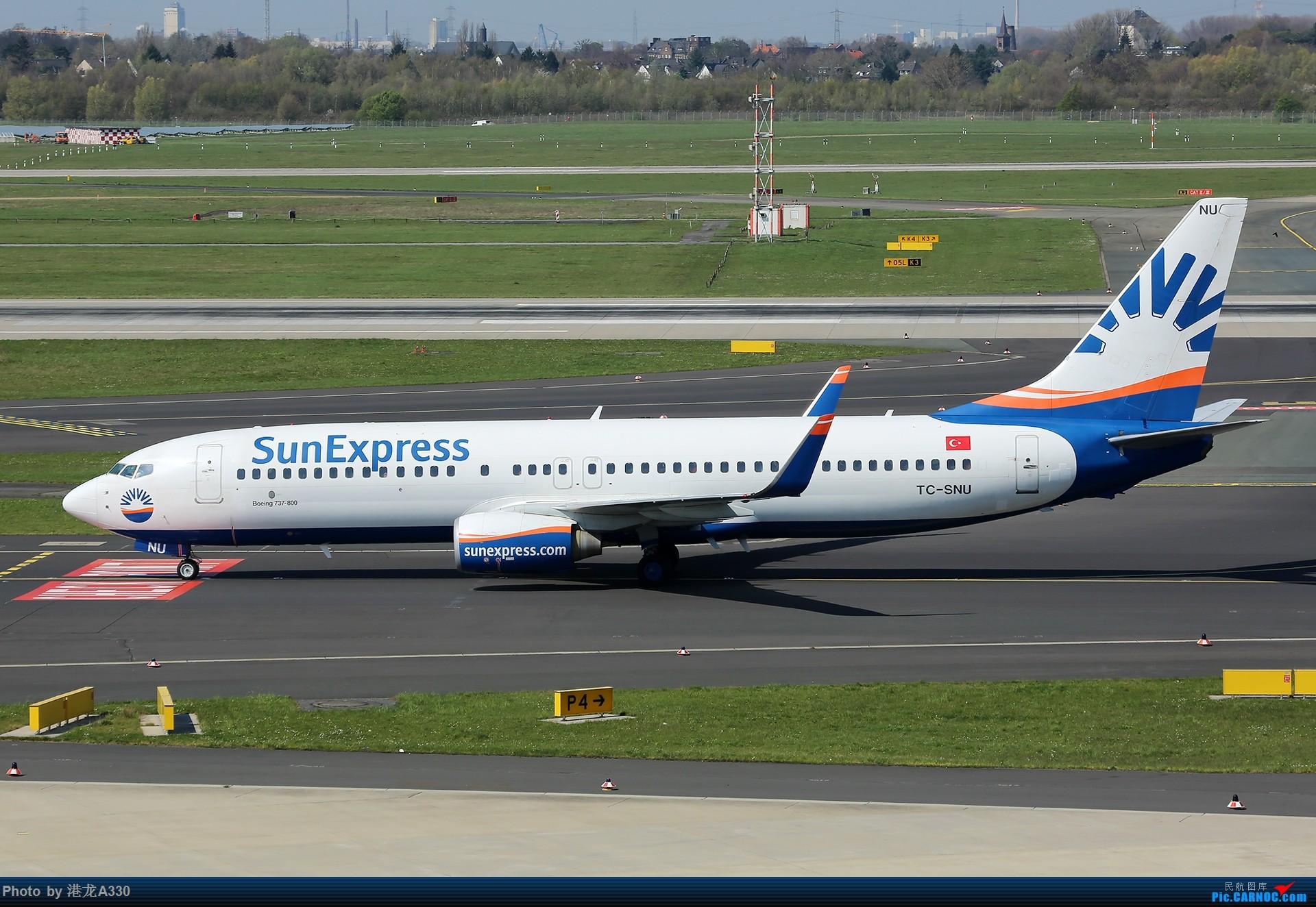 Re:[原创]今天突然就想发个帖 BOEING 757-300 D-ABOJ 德国杜塞尔多夫机场