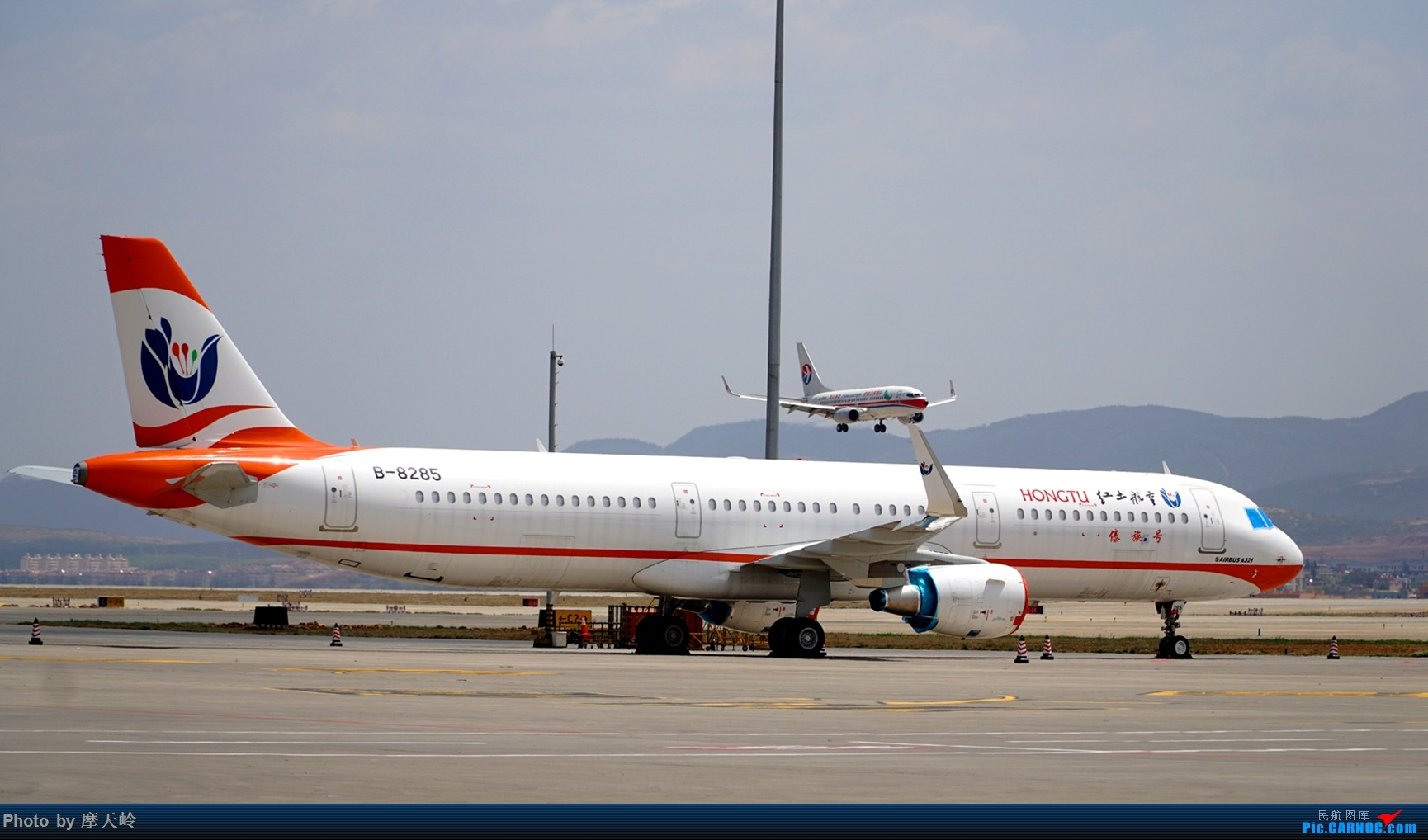 Re:[原创]长水场内场外 AIRBUS A321-200 B-8285 中国昆明长水国际机场