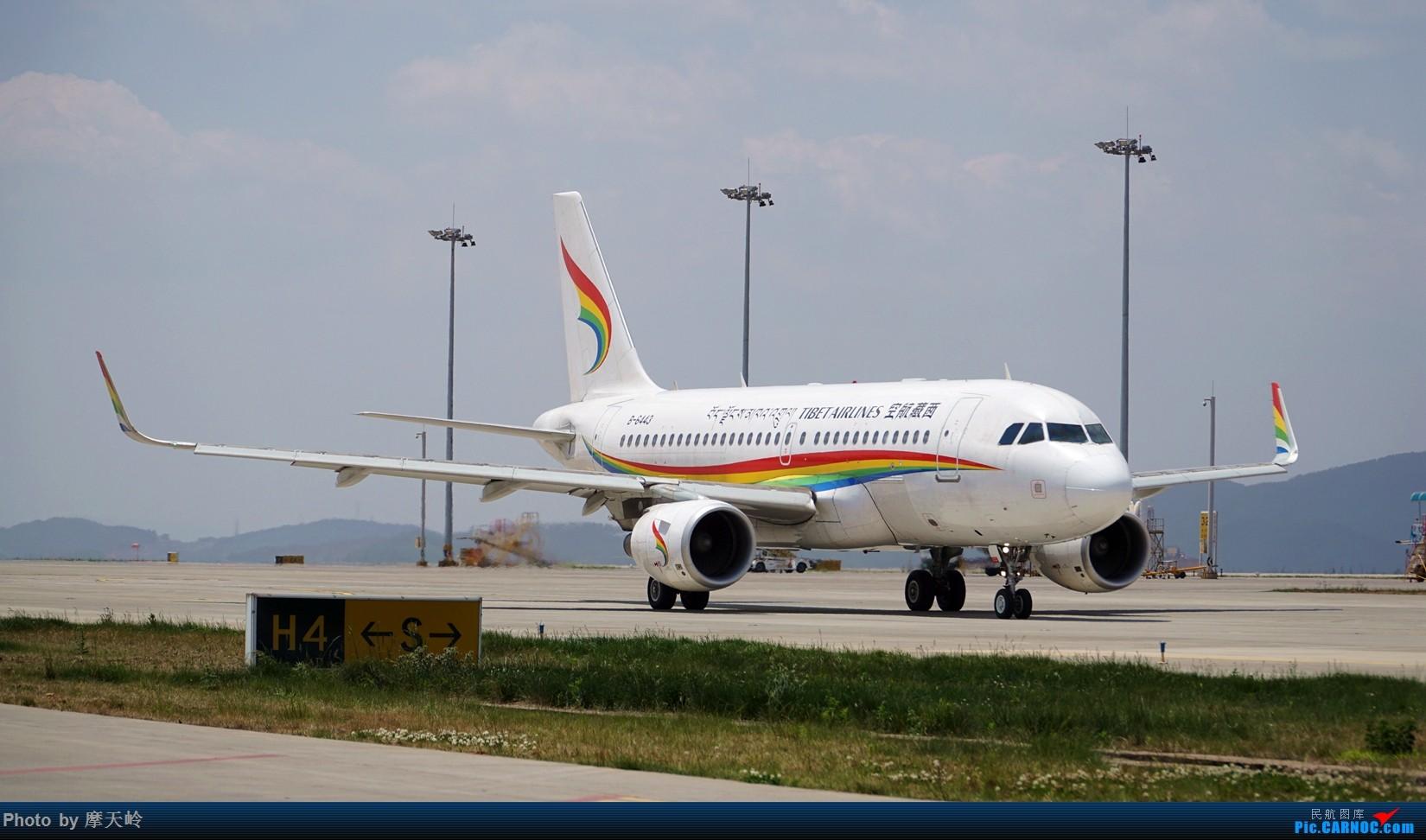 Re:[原创]长水场内场外 AIRBUS A319-100 B-6443 中国昆明长水国际机场