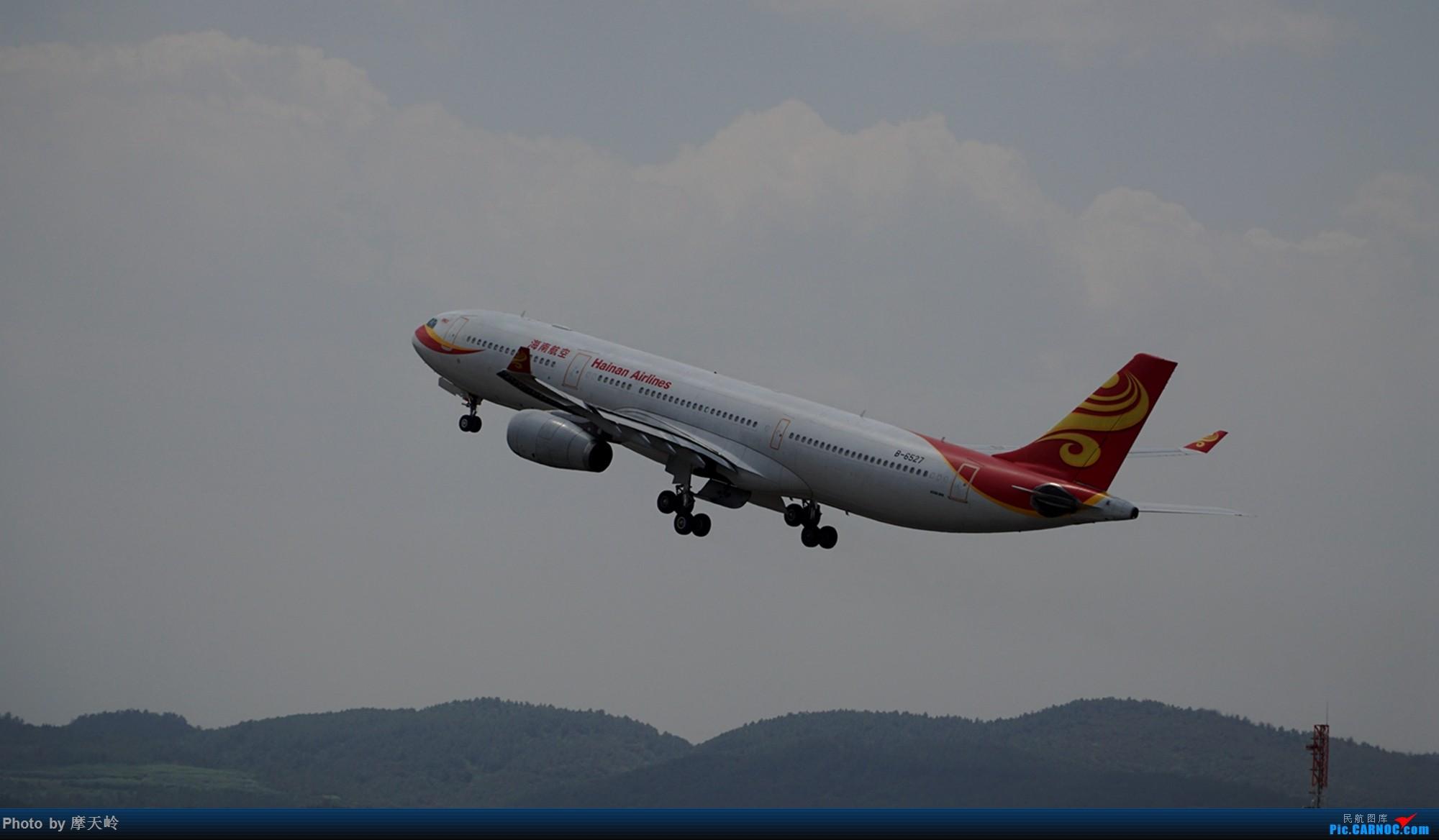 Re:[原创]长水场内场外 AIRBUS A330-300 B-6527 中国昆明长水国际机场