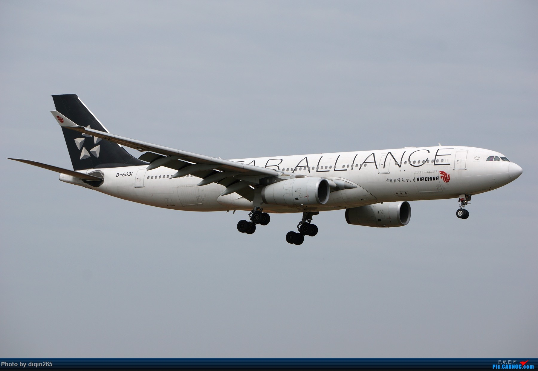 Re:[原创]CTU四月的一个周六 AIRBUS A330-200 B-6091 中国成都双流国际机场