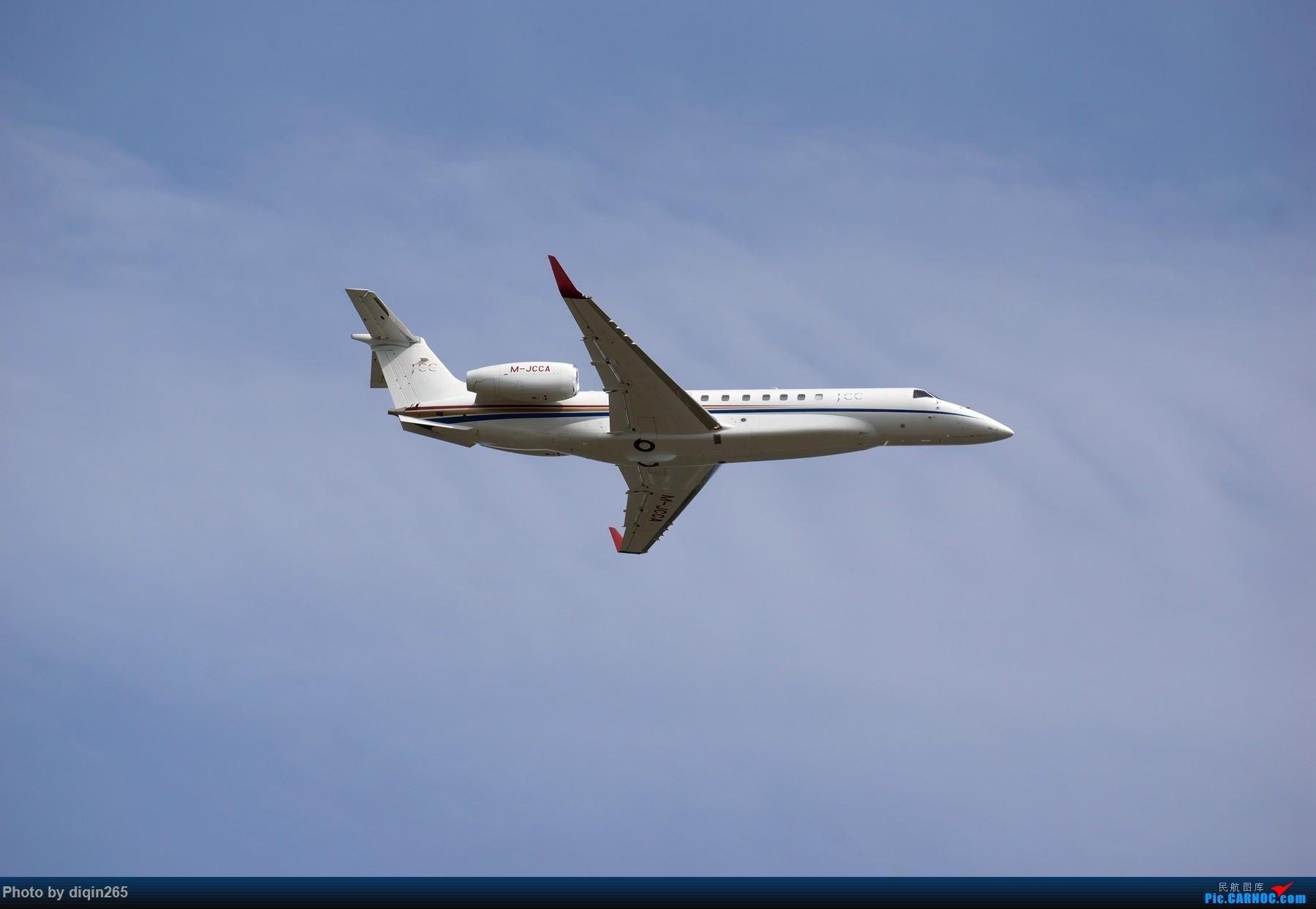Re:[原创]CTU四月的一个周六 EMBRAER LEGACY 650 M-JCCA 中国成都双流国际机场