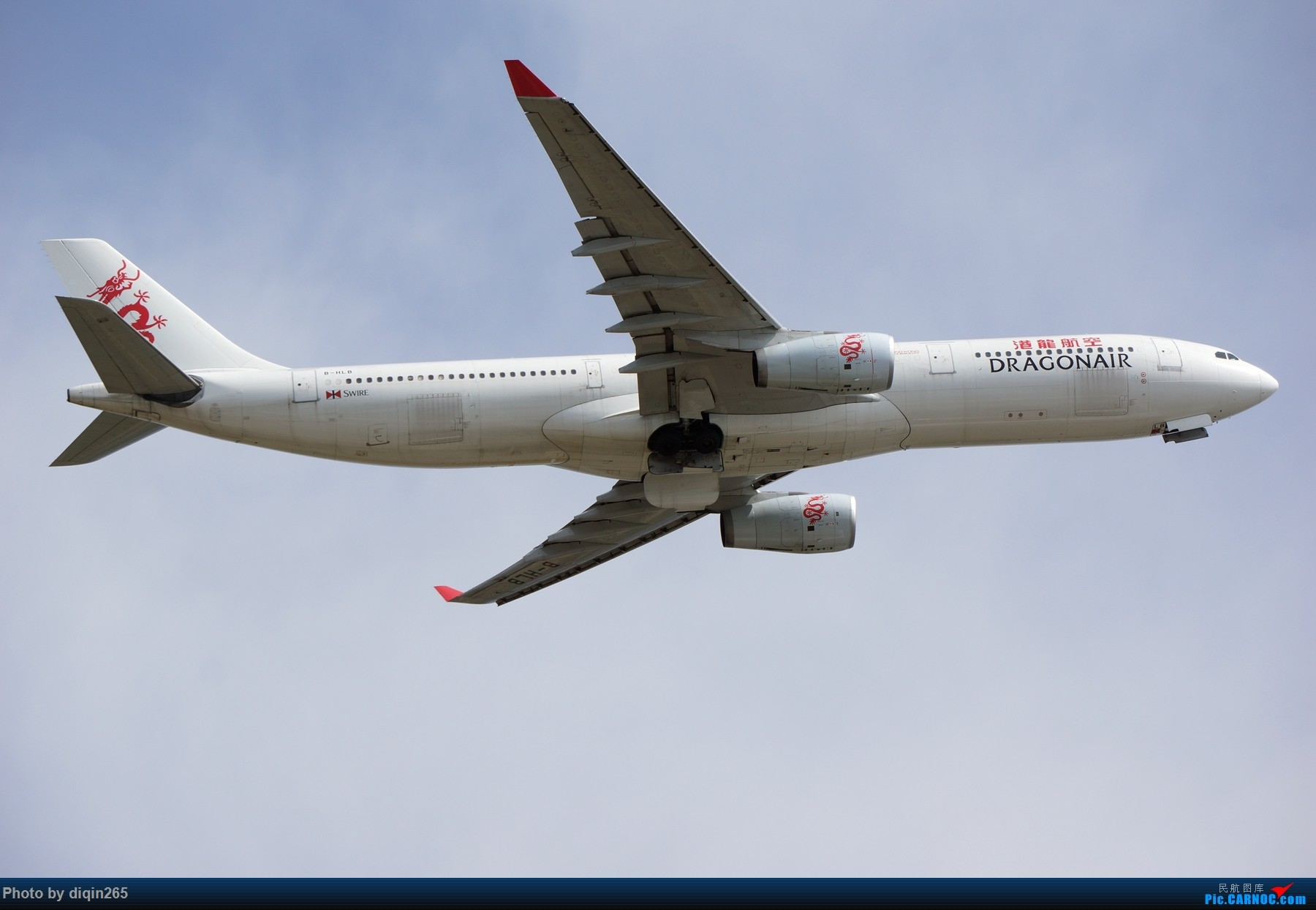 Re:[原创]CTU四月的一个周六 AIRBUS A330-300 B-HLB 中国成都双流国际机场