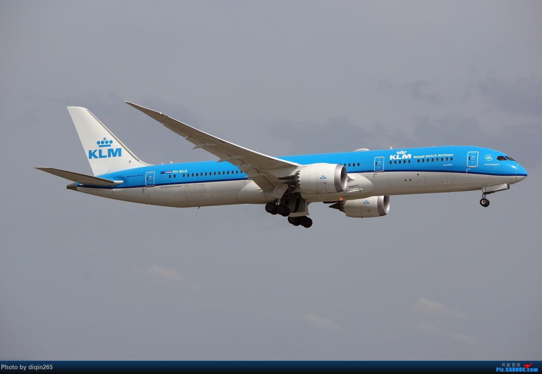 Re:CTU四月的一个周六 BOEING 787-9 PH-BHA 中国成都双流国际机场