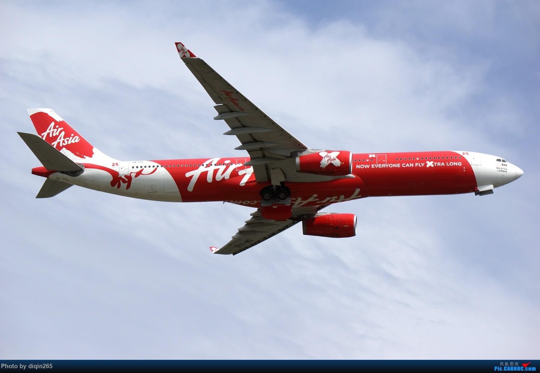 Re:[原创]CTU四月的一个周六 AIRBUS A330-300 9M-XXE 中国成都双流国际机场