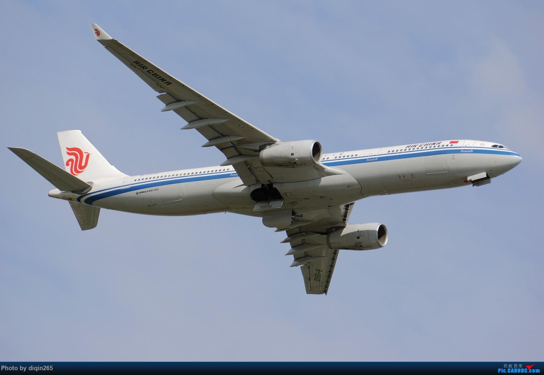 Re:[原创]CTU四月的一个周六 AIRBUS A330-300 B-5948 中国成都双流国际机场