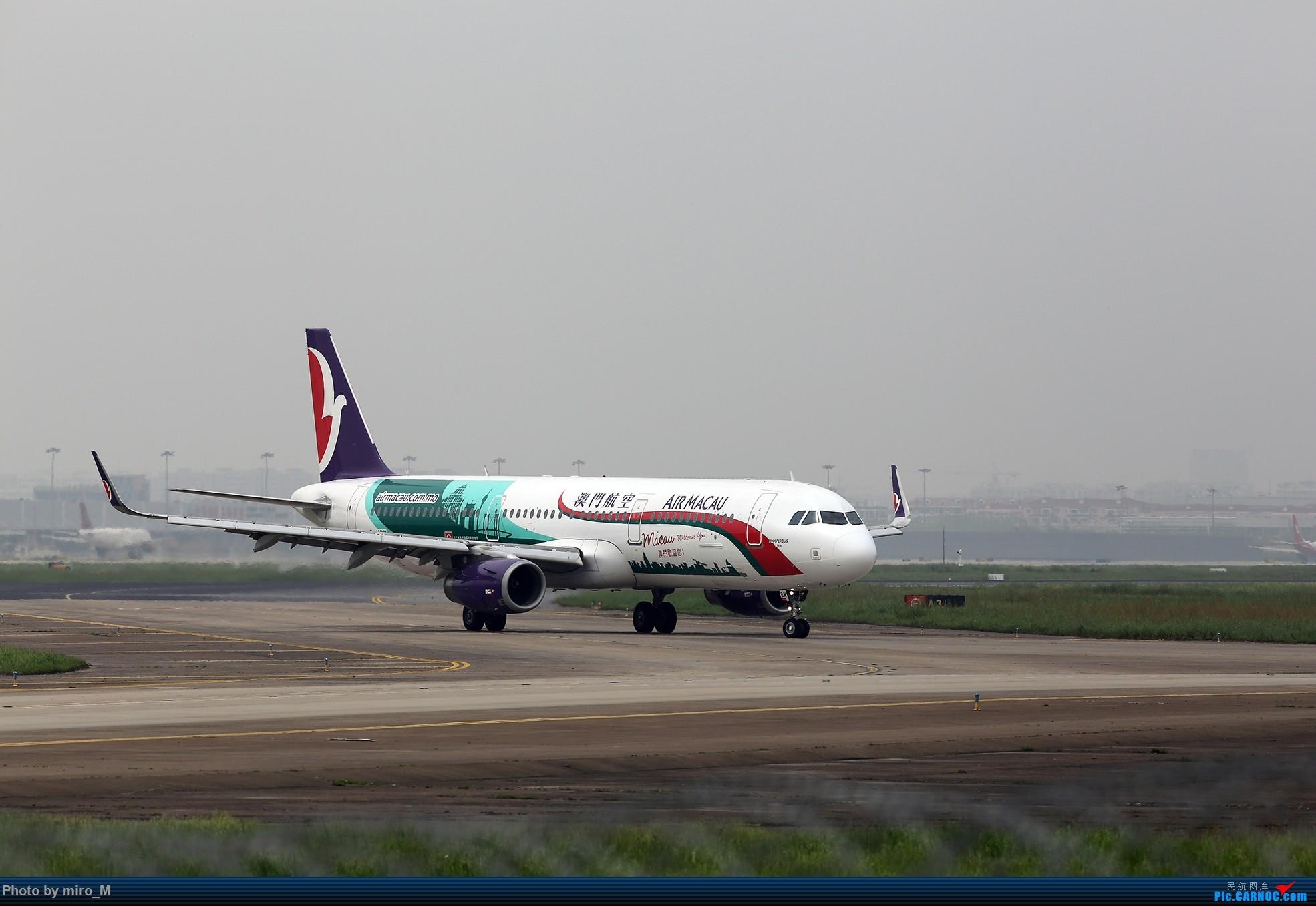 Re:[原创]烂天普通货………………虹桥412-414拍机合集 AIRBUS A321-200 B-MBM 中国上海虹桥国际机场