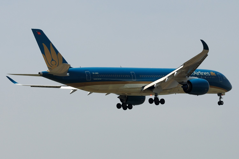 Re:[原创]【PVG】第一次拍到的越南航空A350-900 VN-A889 AIRBUS A350-900 VN-A889 中国上海浦东国际机场