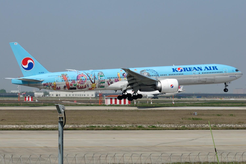 Re:[原创]【PVG】第一次拍到的越南航空A350-900 VN-A889 BOEING 777-300ER HL8216 中国上海浦东国际机场
