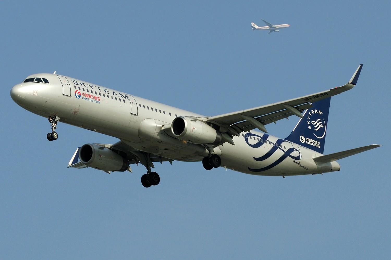 Re:[原创]【PVG】第一次拍到的越南航空A350-900 VN-A889 AIRBUS A321-200 B-1838 中国上海浦东国际机场
