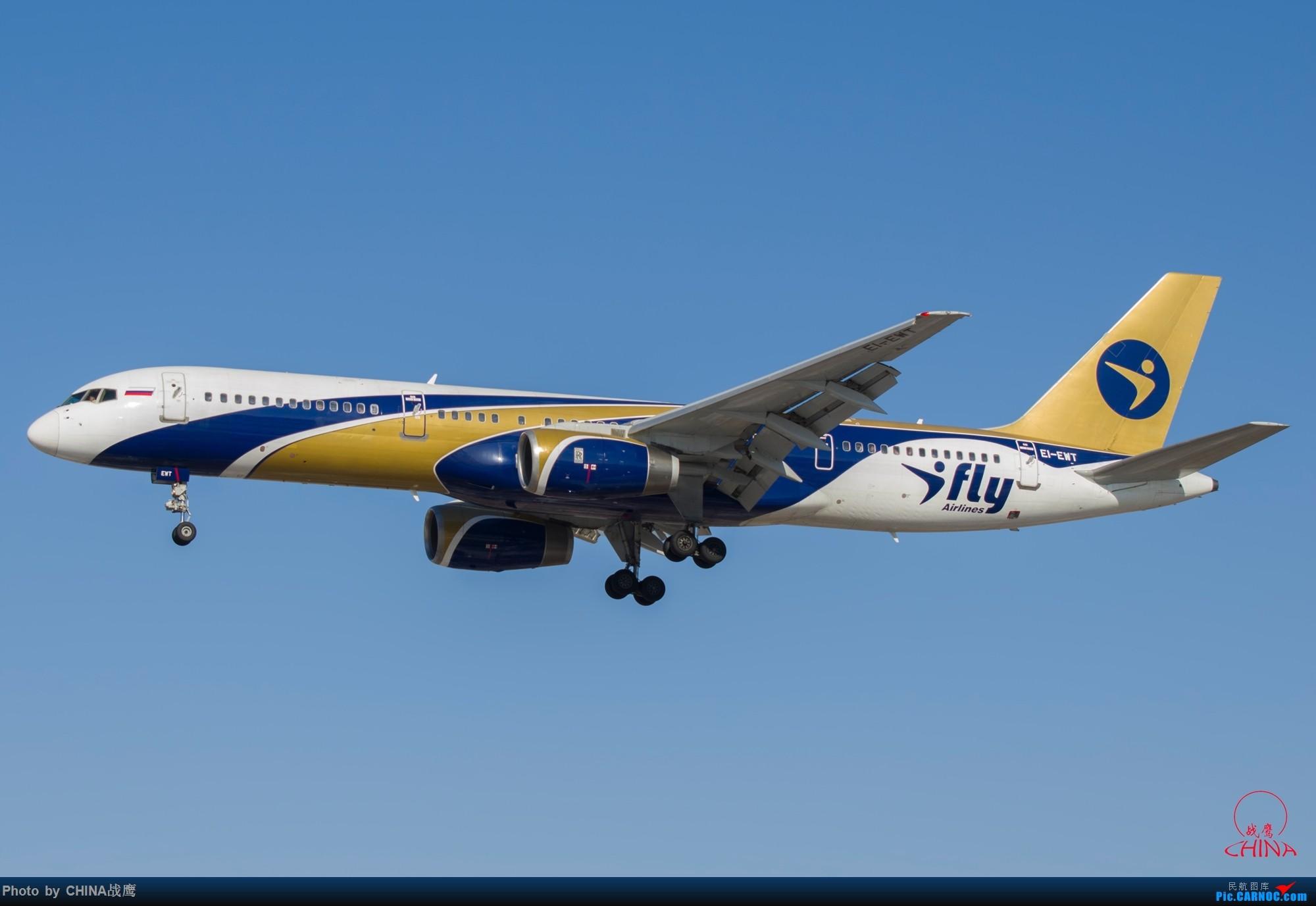 Re:拍飞机的乐趣 BOEING 757-200 EI-EWT 中国沈阳桃仙国际机场