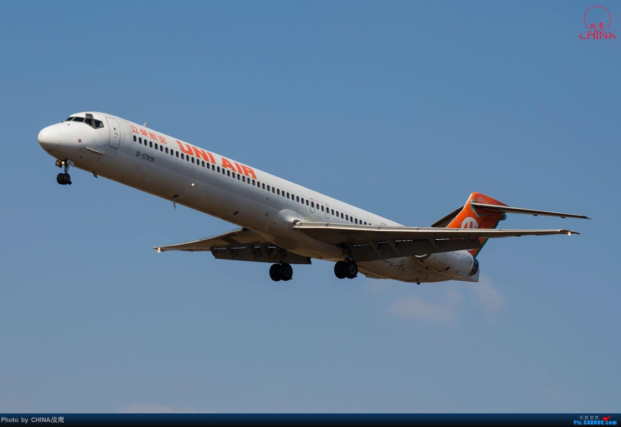 Re:[原创]拍飞机的乐趣 MD MD-90-30 B-17919 中国沈阳桃仙国际机场