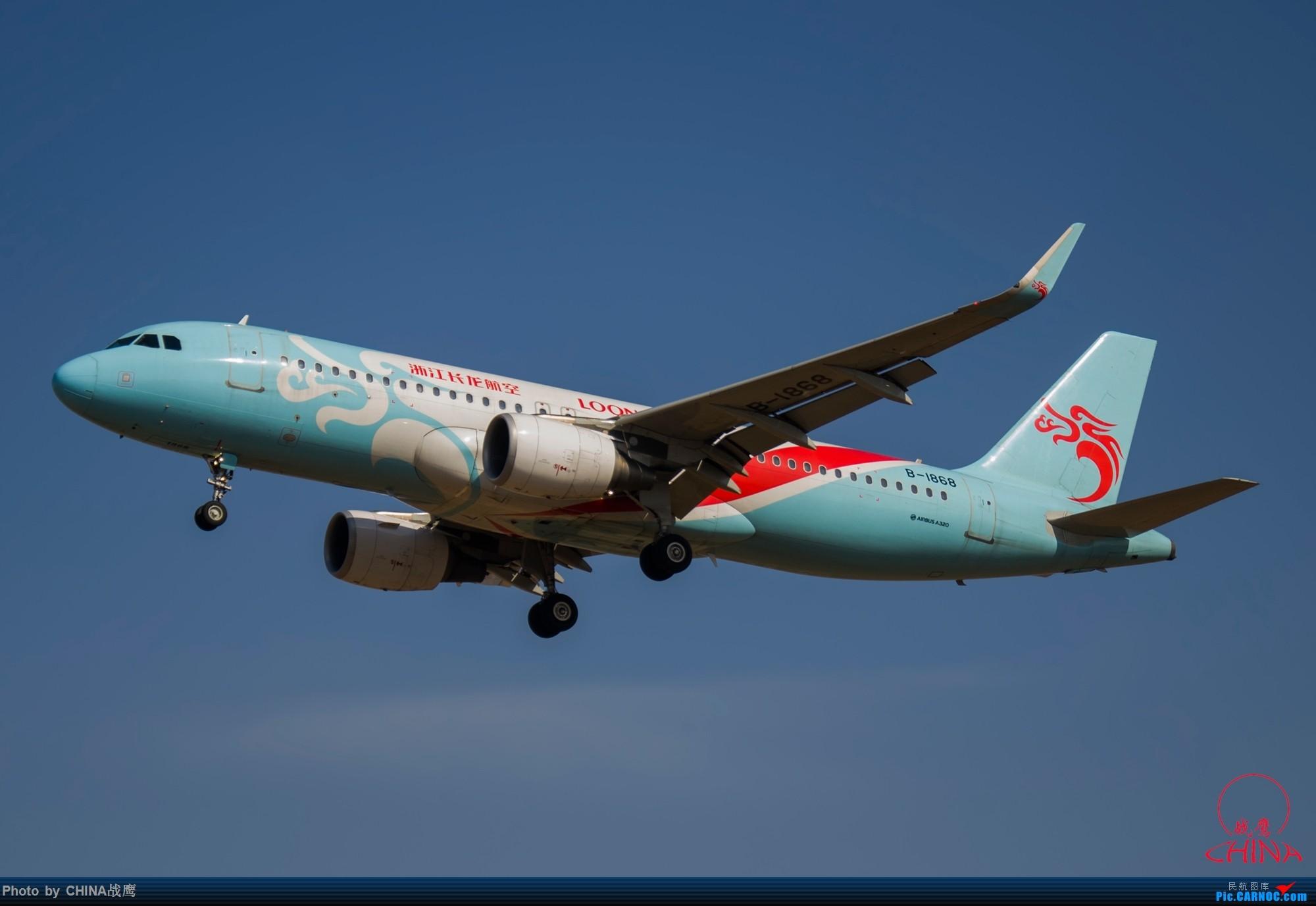 Re:[原创]拍飞机的乐趣 AIRBUS A320-200 B-1868 中国沈阳桃仙国际机场