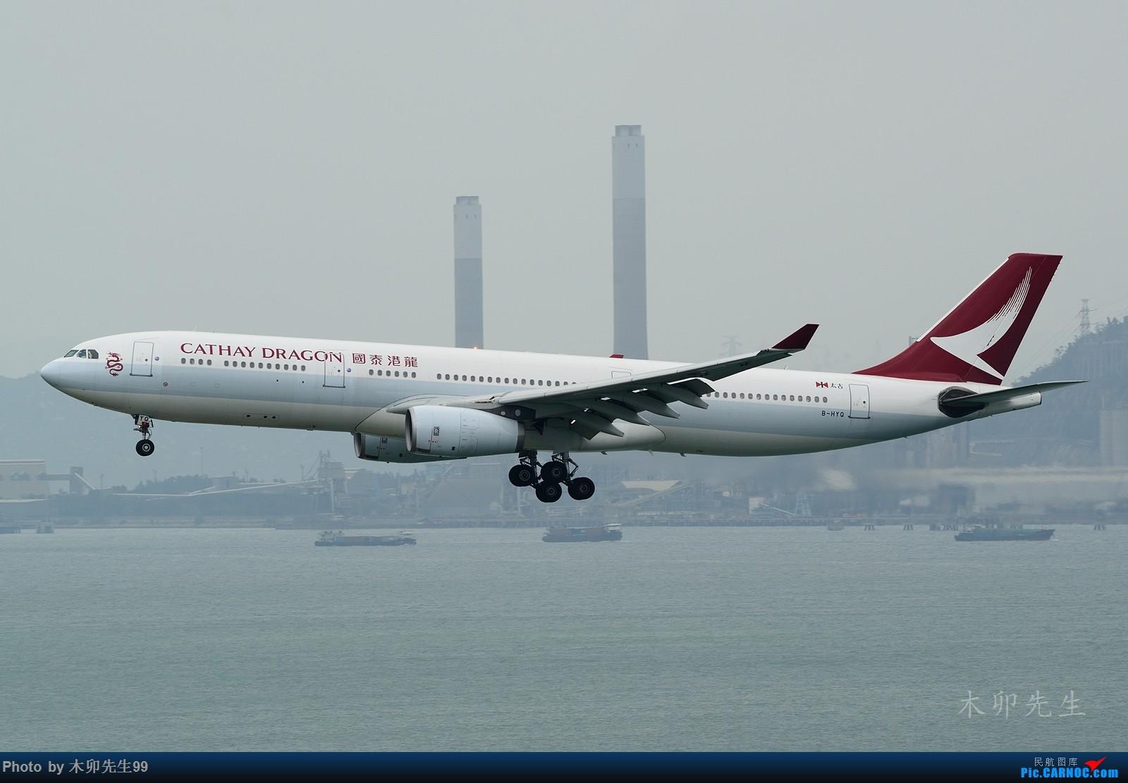 Re:[原创]【木卯先生99】—【2016年香港拍机新发现】—2016 AIRBUS A330-300 B-HYQ 香港赤鱲角国际机场