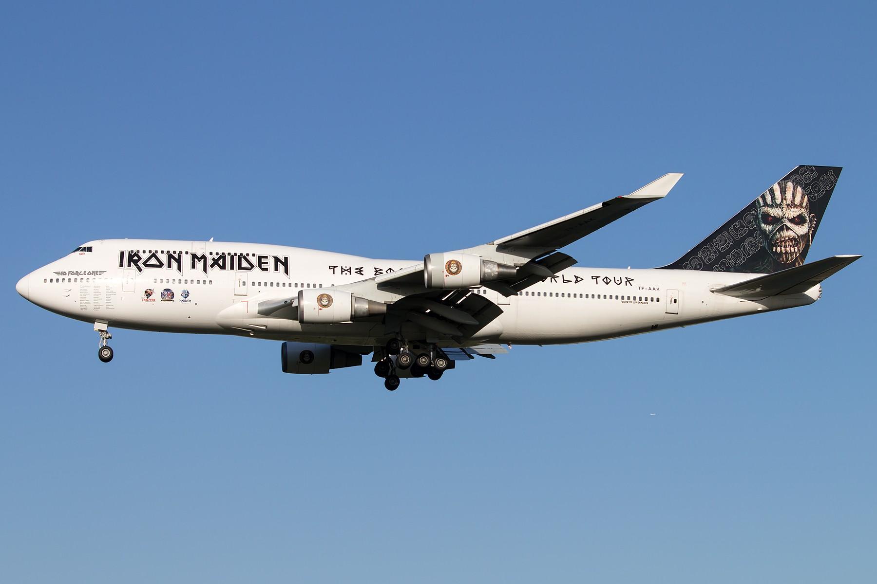[原创][一图党] Ed Force One,welcome to Beijing!1800*1200 BOEING 747-428 TF-AAK 中国北京首都国际机场
