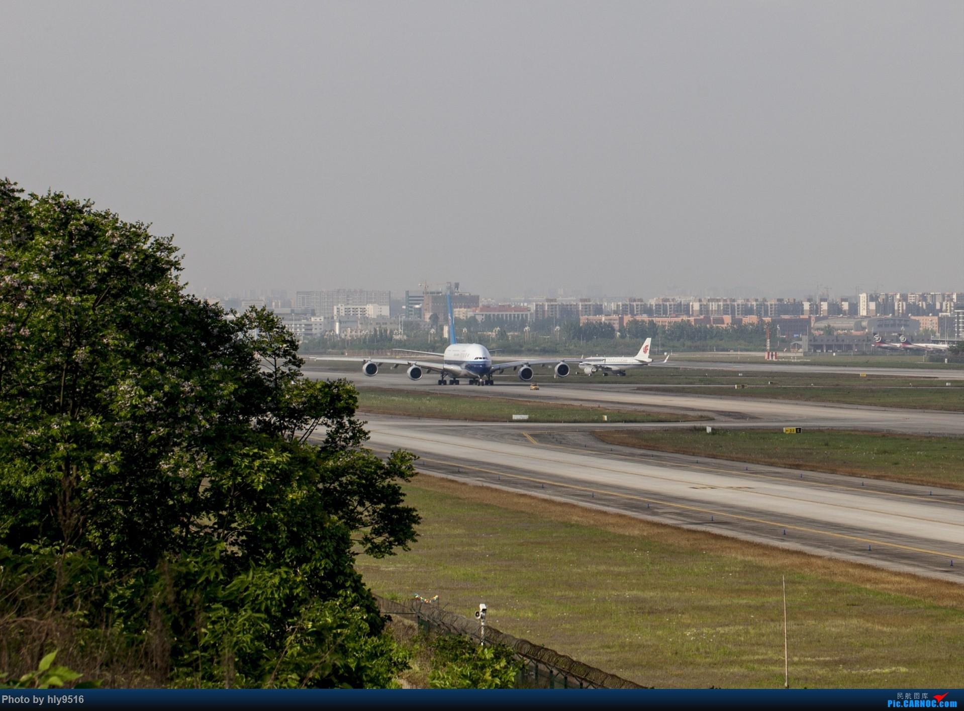 Re:[原创]【CTU】终于解决了大怨念南航A380 偶遇长荣新涂装 两次复飞 小怨念若干    中国成都双流国际机场