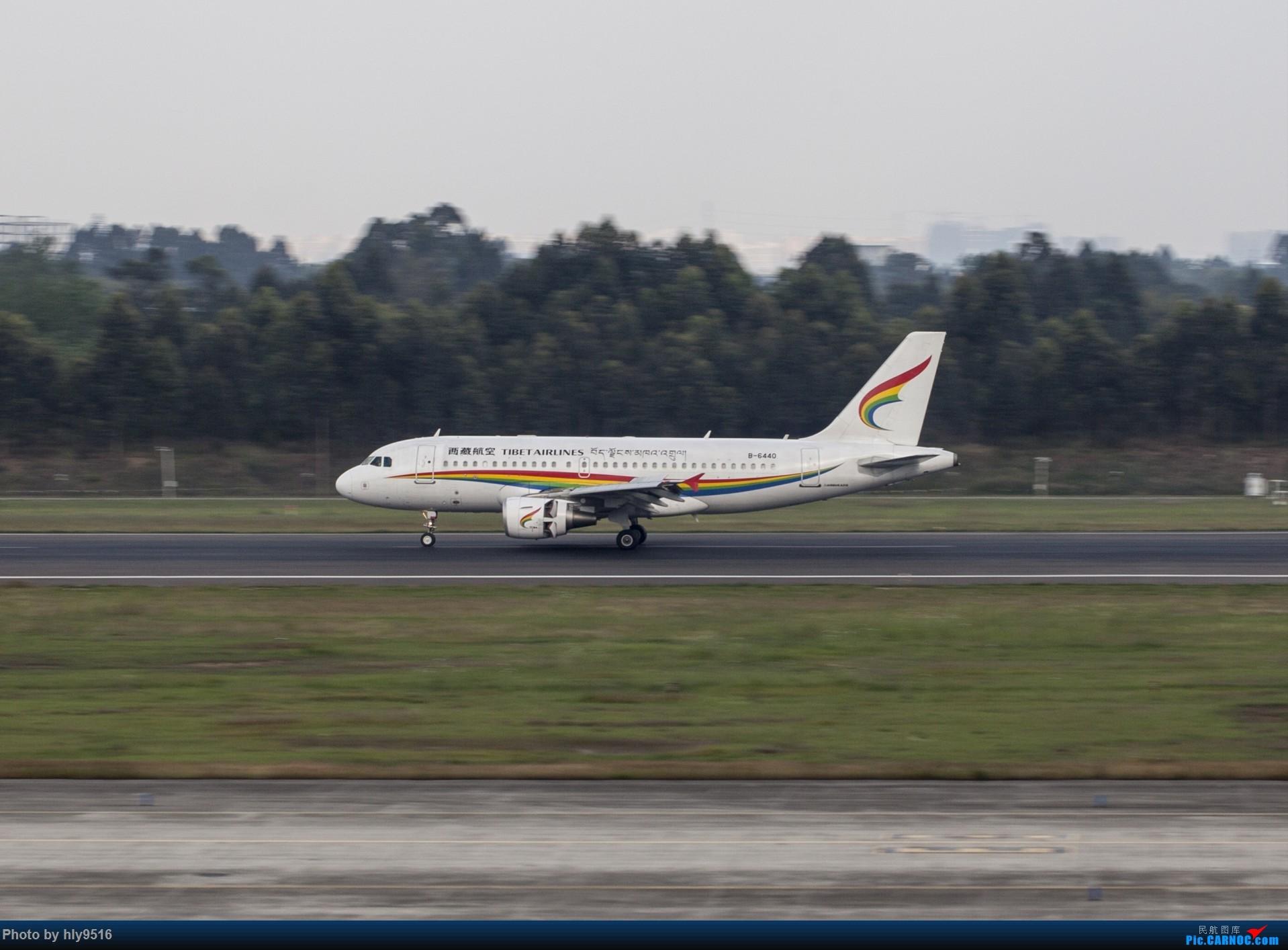 Re:[原创]【CTU】终于解决了大怨念南航A380 偶遇长荣新涂装 两次复飞 小怨念若干 AIRBUS A319-100 B-6440 中国成都双流国际机场