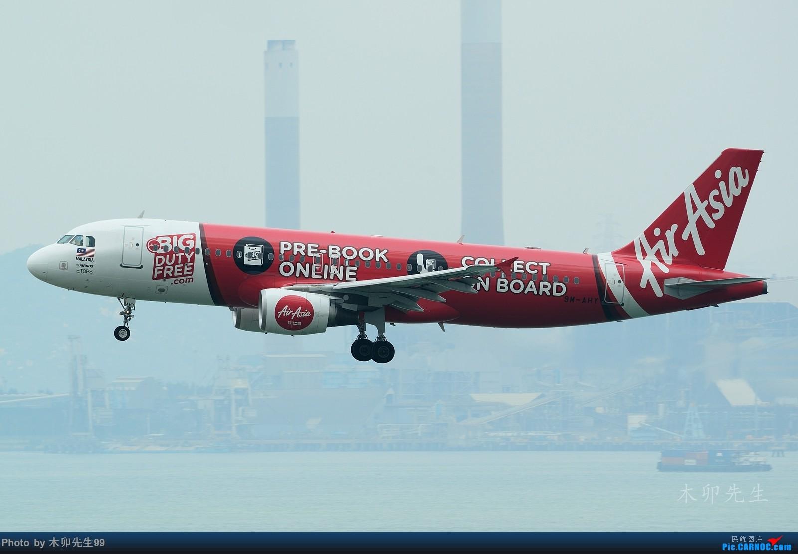 Re:[原创]【木卯先生99】—【2016年香港拍机新发现】—2016 AIRBUS A320 9M-AHY 香港赤鱲角国际机场