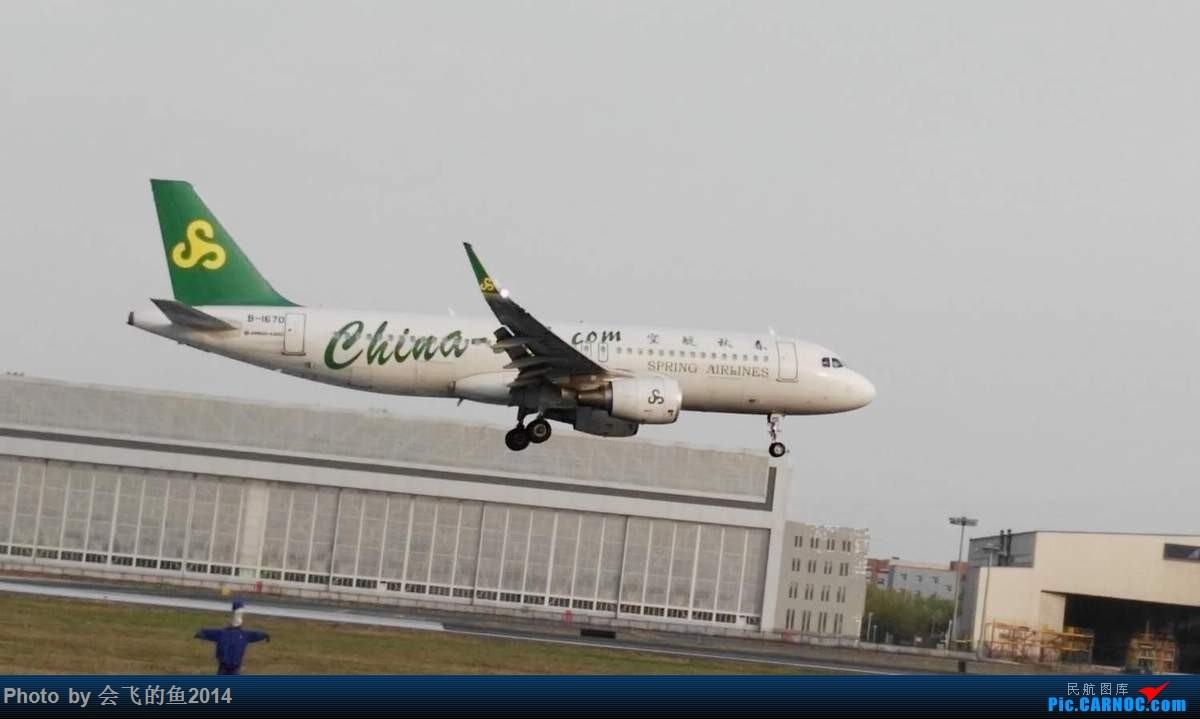 [原创]桃仙机场4月24日拍机 320