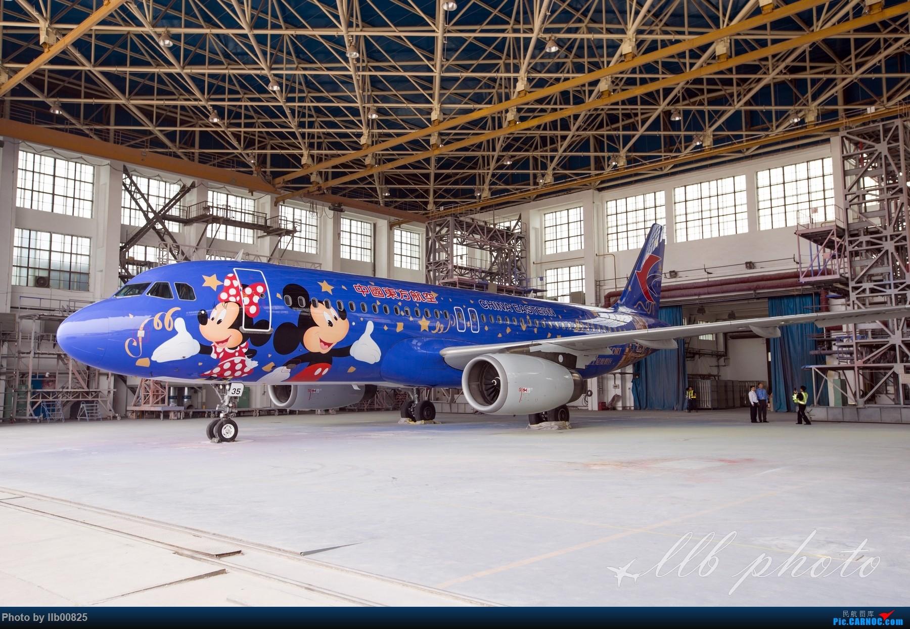 [原创]XIY——B-6635 迪士尼 AIRBUS A320-200 B-6635 中国西安咸阳国际机场