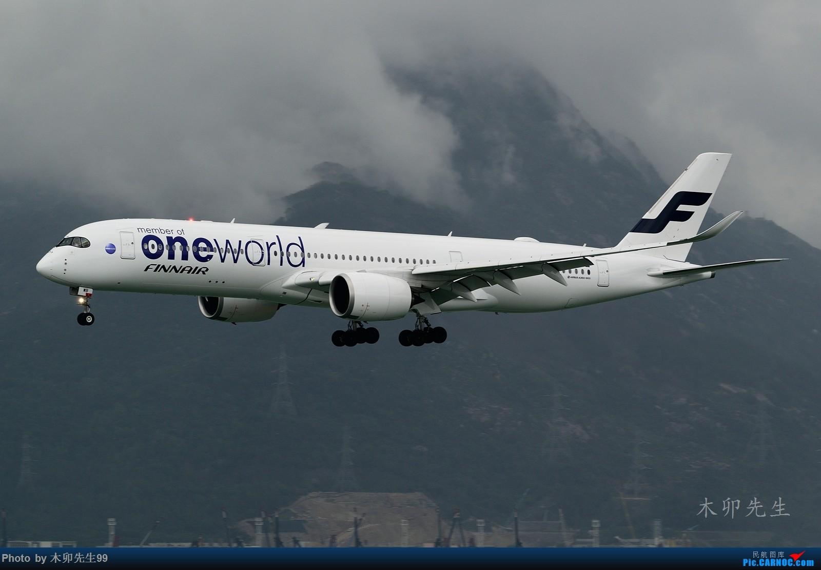 Re:[原创]【木卯先生99】—【2016年香港拍机新发现】—2016 AIRBUS A350-900 OH-LWB 香港赤鱲角国际机场