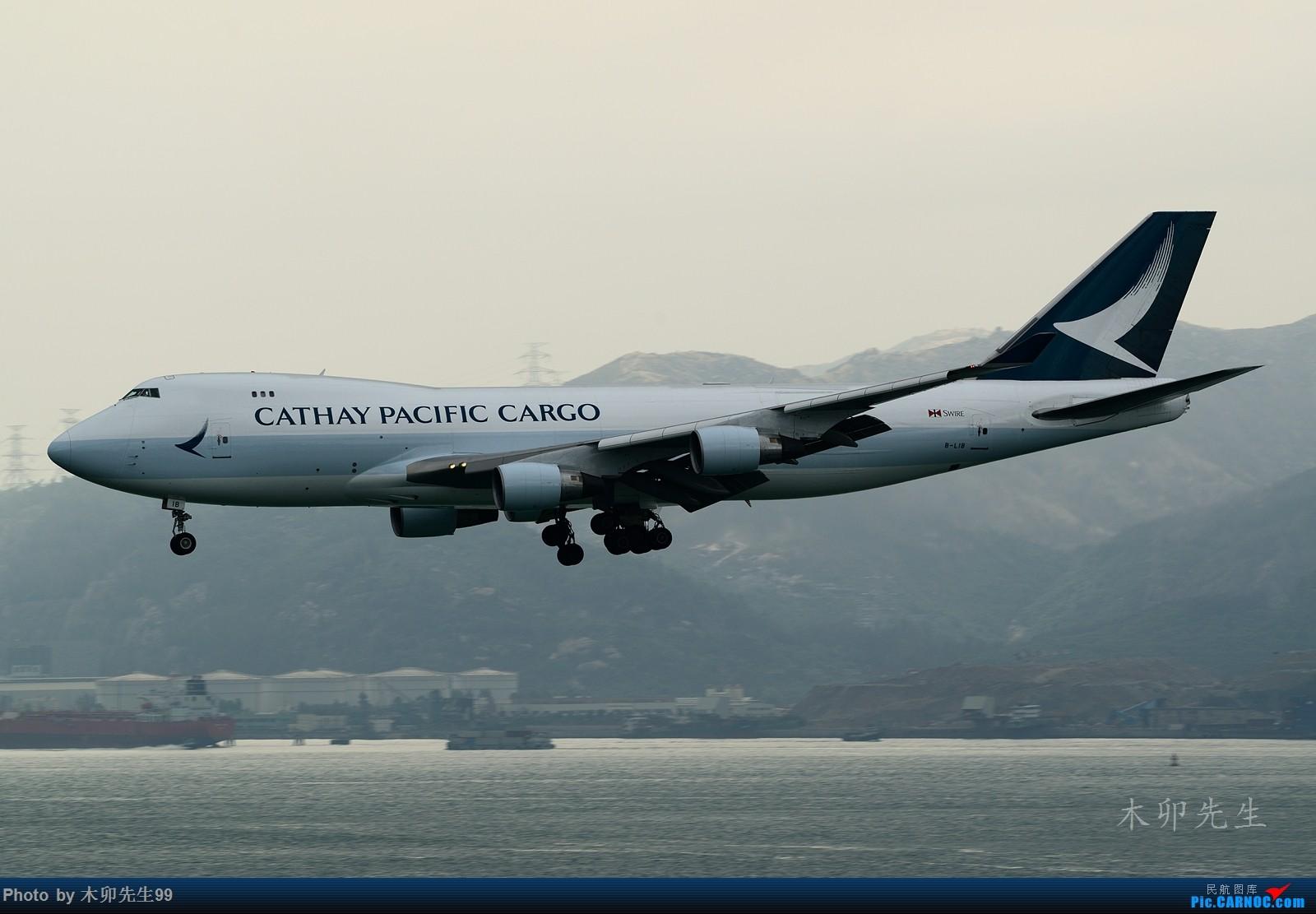 Re:[原创]【木卯先生99】—【2016年香港拍机新发现】—2016 BOEING 747-400 B-LIB 香港赤鱲角国际机场