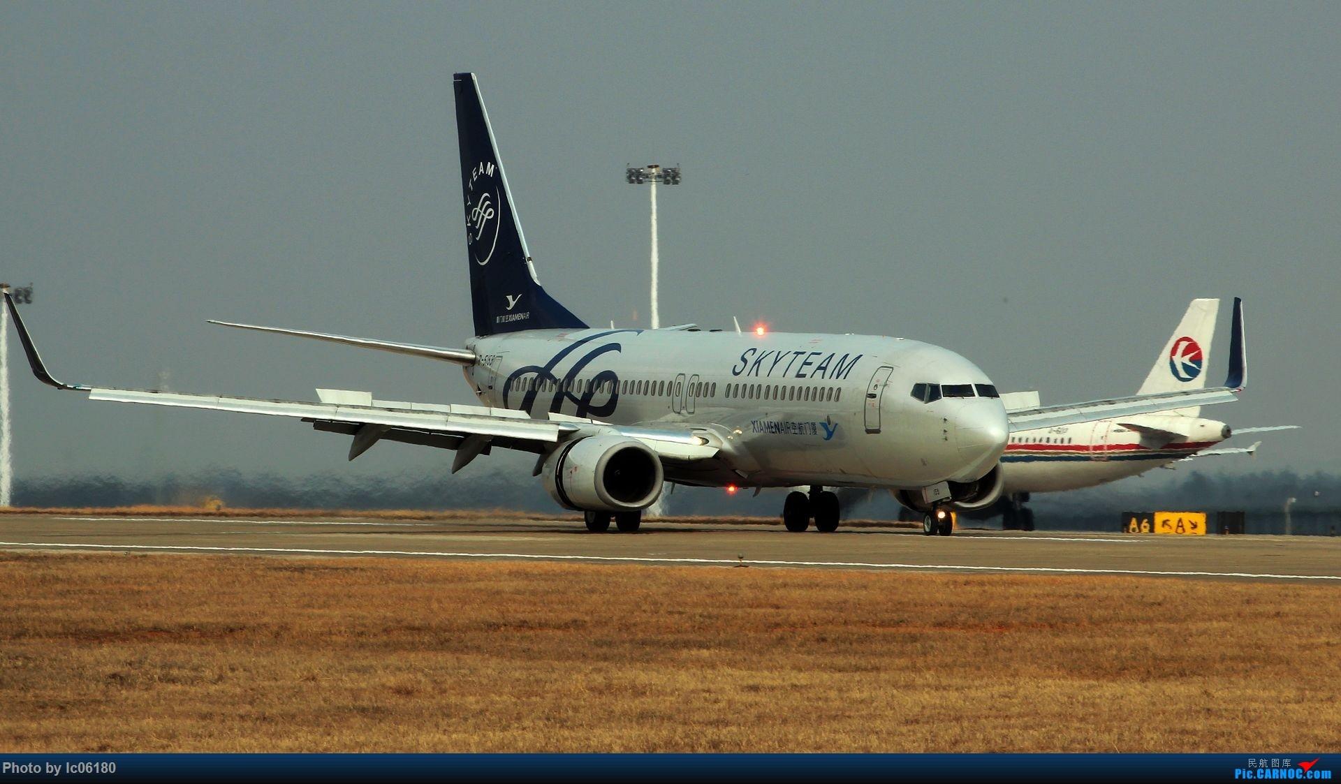 『KHN』- 昌北的日常 BOEING 737-800 B-5159 中国南昌昌北国际机场