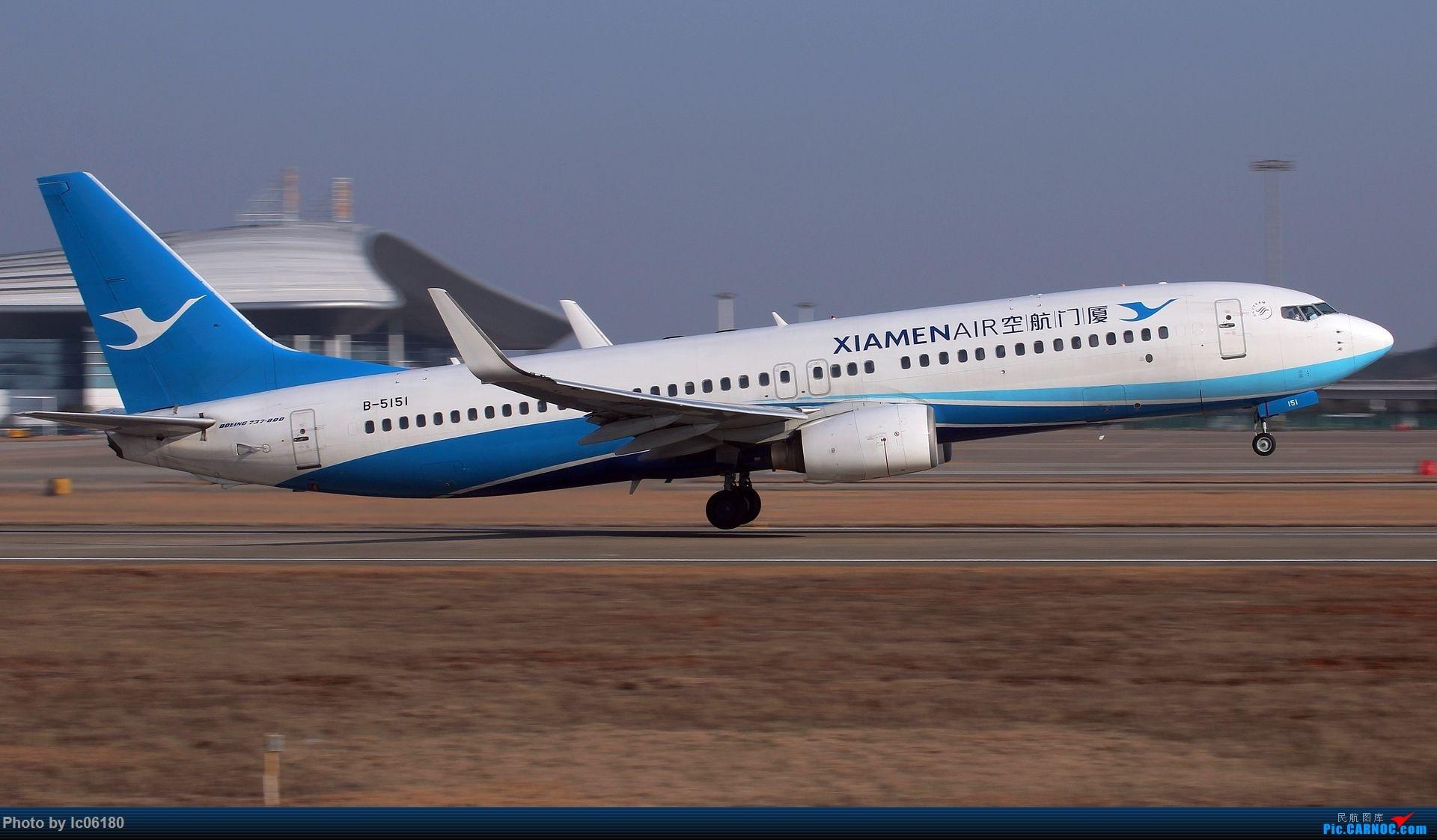 Re:[原创]『KHN』- 昌北的日常 BOEING 737-800 B-5151 中国南昌昌北国际机场