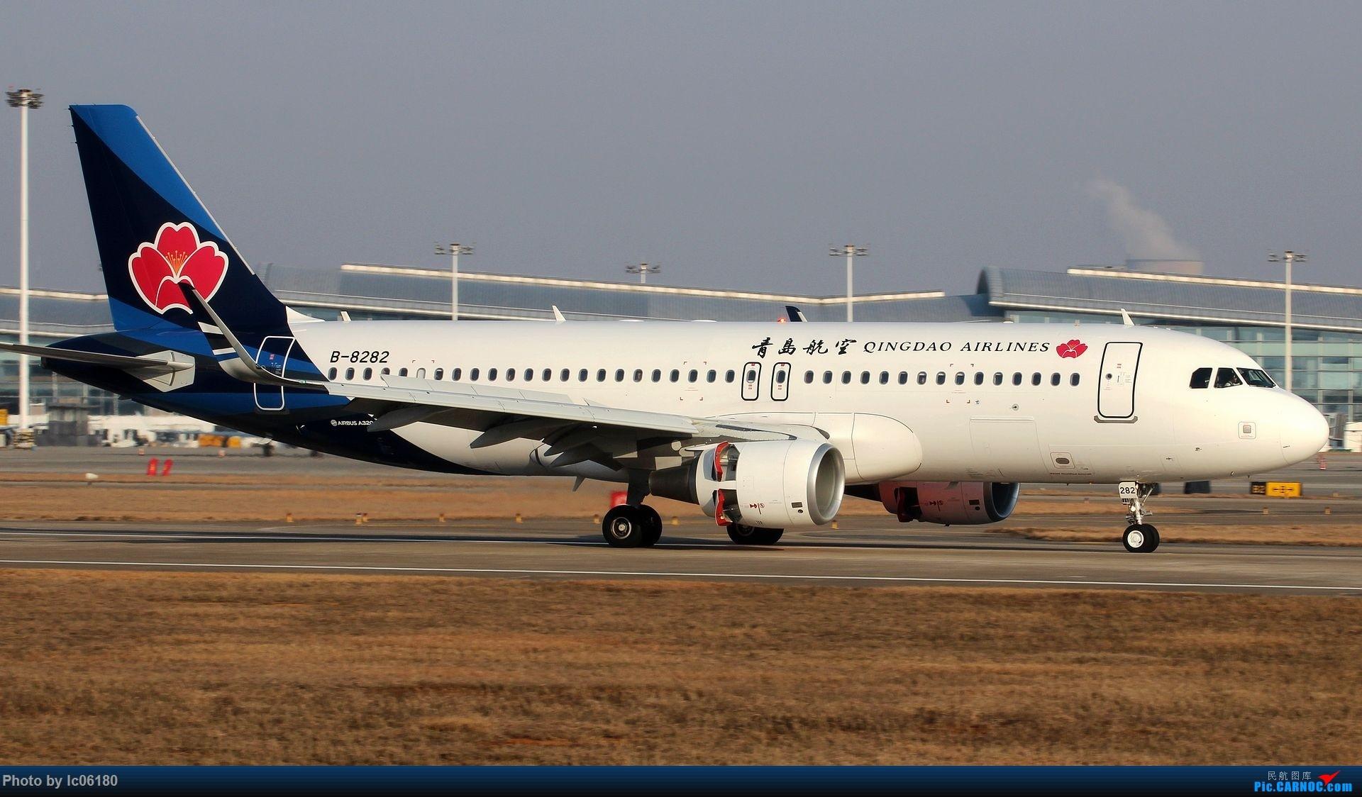 Re:[原创]『KHN』- 昌北的日常 AIRBUS A320-200 B-8282 中国南昌昌北国际机场