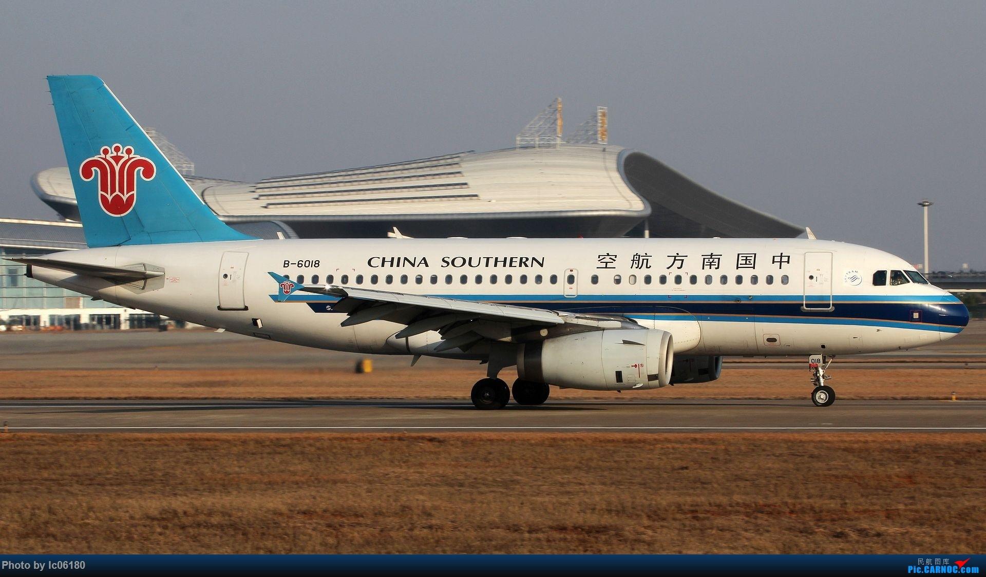 Re:[原创]『KHN』- 昌北的日常 AIRBUS A319-100 B-6018 中国南昌昌北国际机场