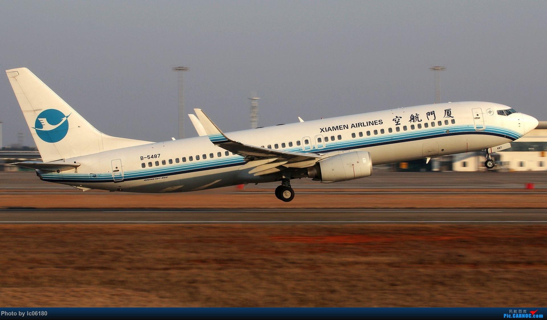 Re:[原创]『KHN』- 昌北的日常 BOEING 737-800 B-5487 中国南昌昌北国际机场