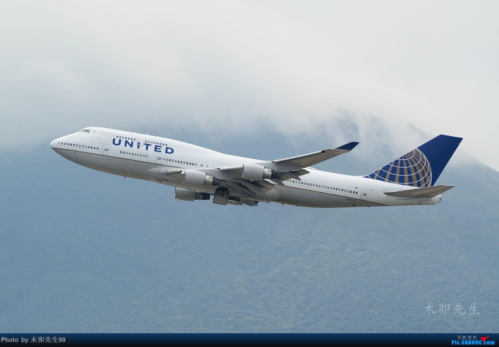 Re:[原创]【木卯先生99】—【2016年香港拍机新发现】—2016 BOEING 747 N122UA 香港赤鱲角国际机场