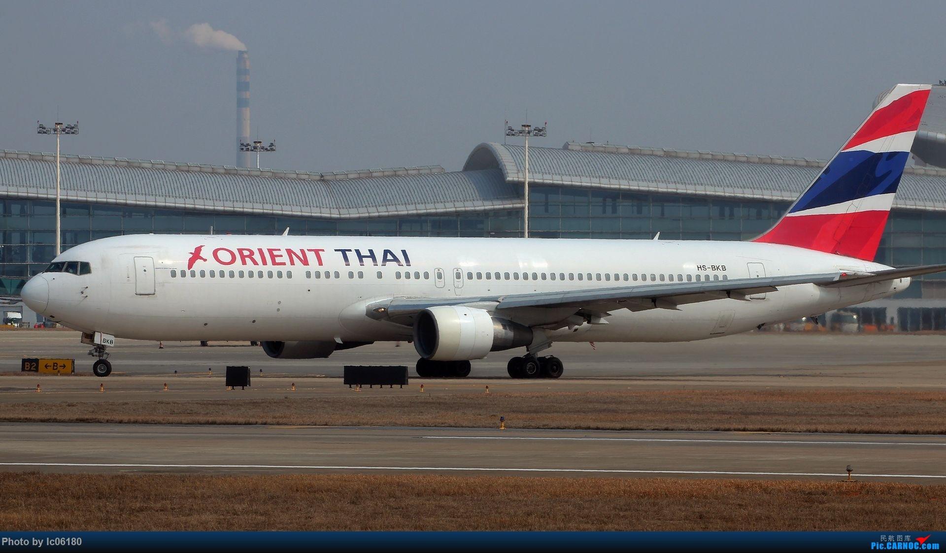 Re:[原创]『KHN』- 昌北的日常 BOEING 767-300 HS-BKB 中国南昌昌北国际机场