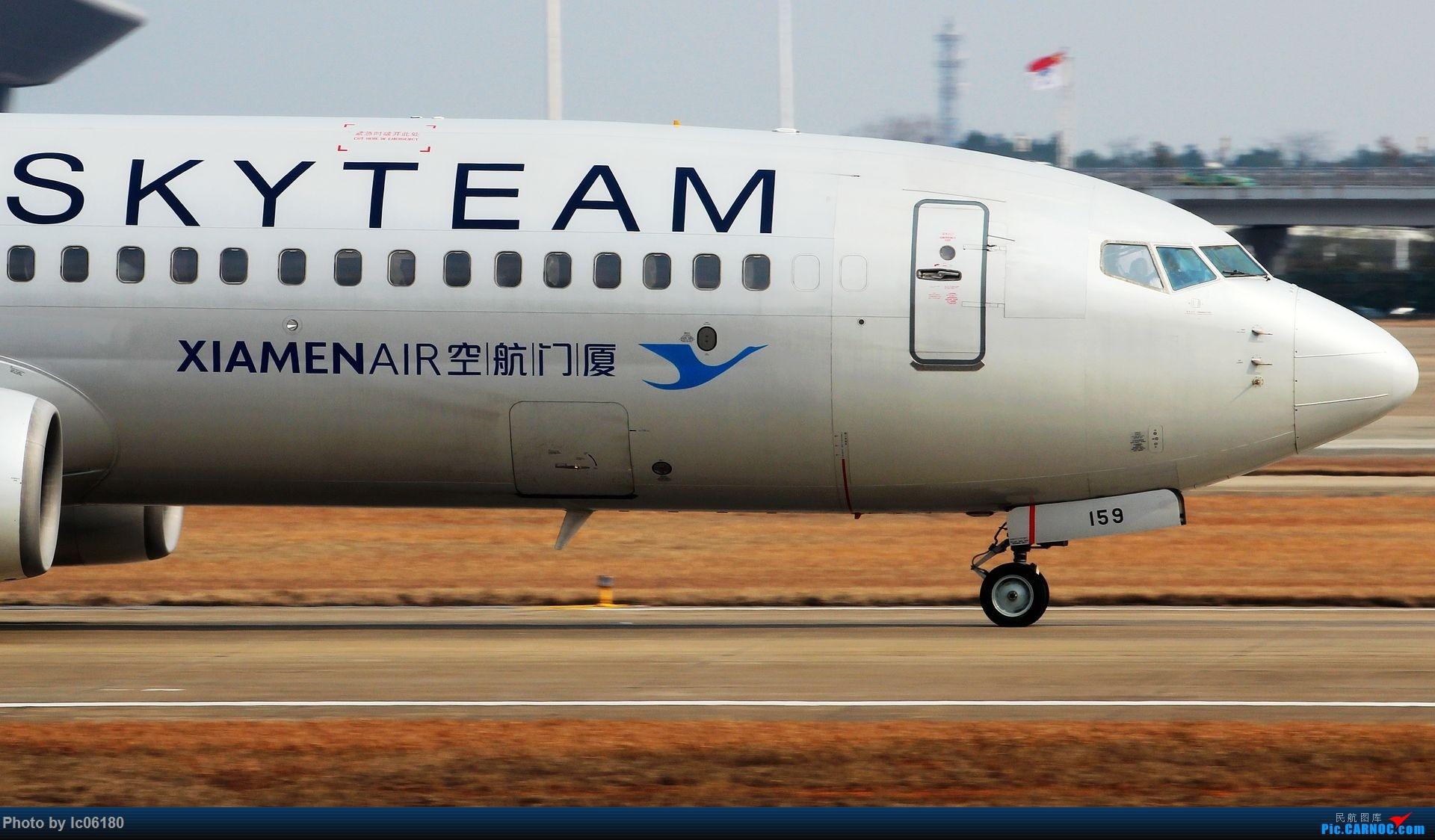 Re:[原创]『KHN』- 昌北的日常 BOEING 737-800 B-5159 中国南昌昌北国际机场