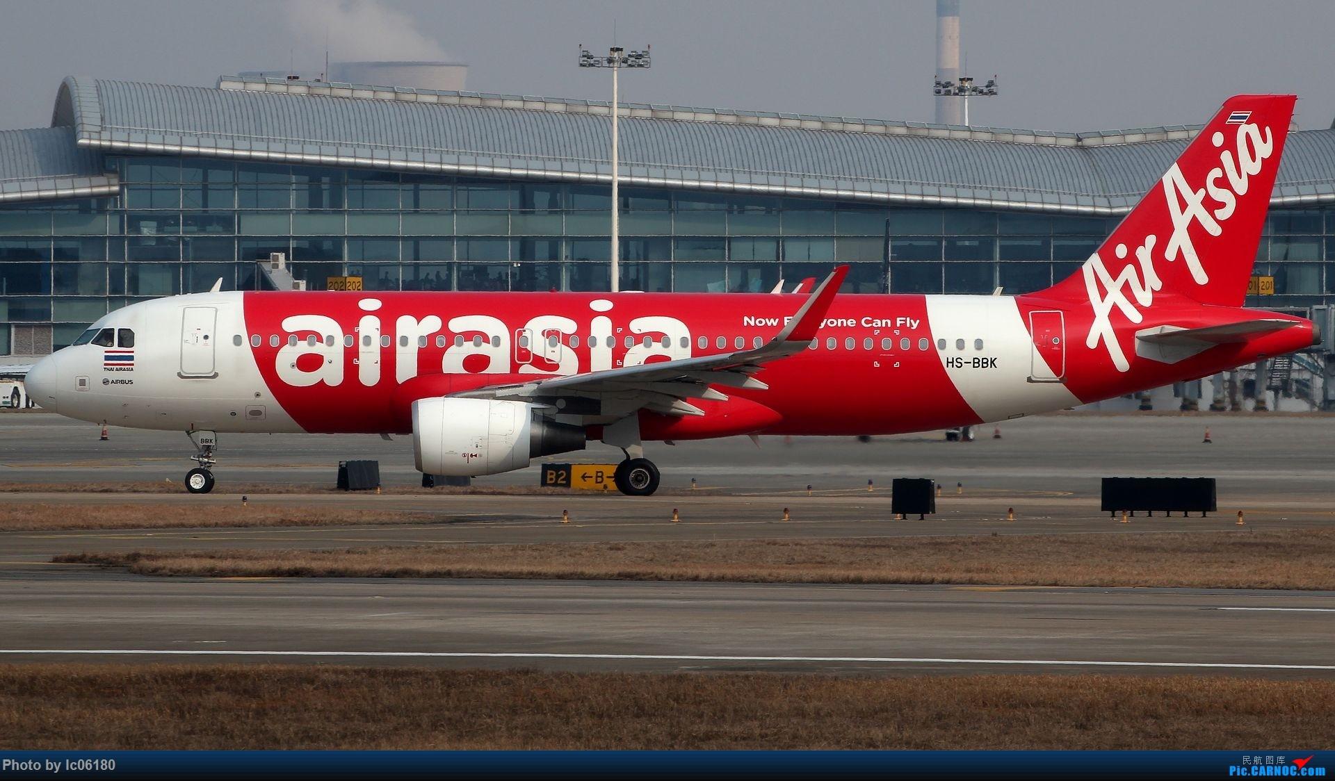 Re:[原创]『KHN』- 昌北的日常 AIRBUS A320-200 HS-BBK 中国南昌昌北国际机场