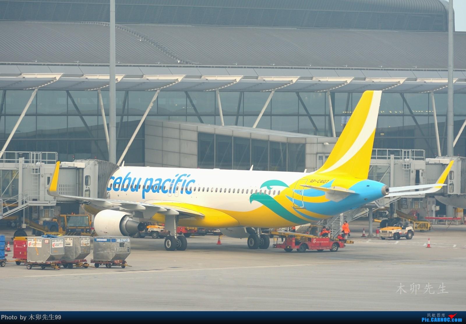 Re:[原创]【木卯先生99】—【2016年香港拍机新发现】—2016(不断添加) AIRBUS A320 RP-C4107 香港赤鱲角国际机场