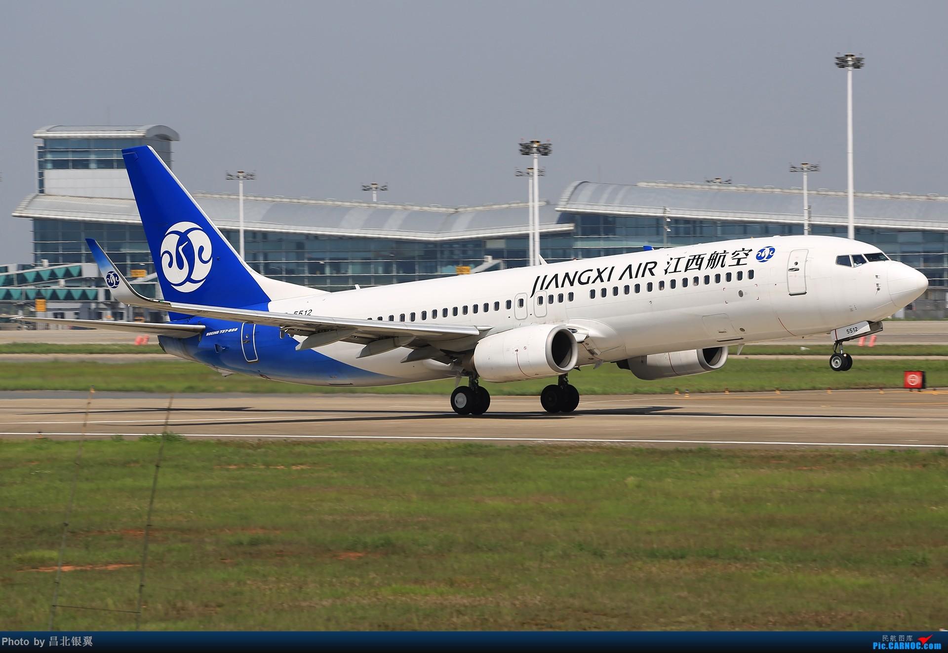 Re:[原创]【南昌飞友会】【1920*1280】江西航空 我们自己的航空 BOEING 737-800 B-5512 中国南昌昌北国际机场