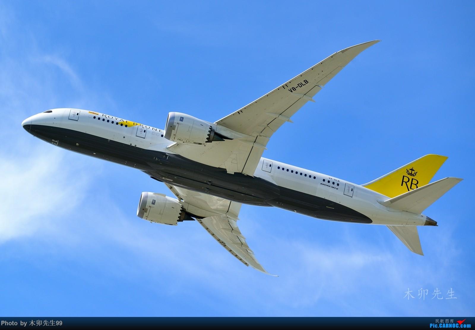 Re:[原创]【木卯先生99】—【2016年香港拍机新发现】—2016(不断添加) BOEING 787-8 V8-DLB 香港赤鱲角国际机场