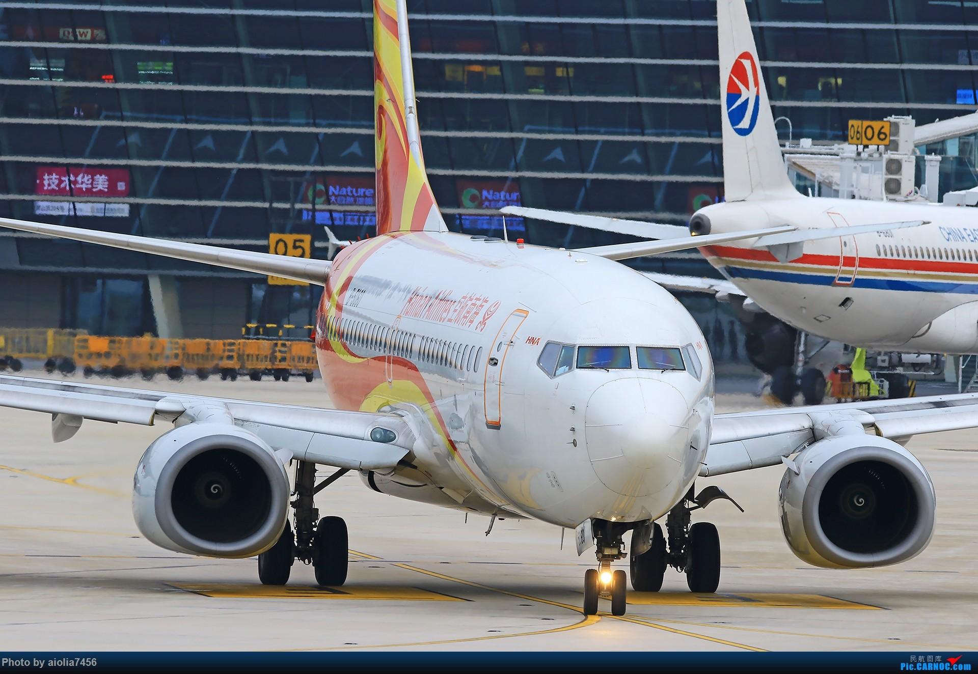 Re:[原创][合肥飞友会]霸都打鸡 找个机会白天打华航 顺便看看期待已久的迪斯尼 BOEING 737-700 B-5060 中国合肥新桥国际机场