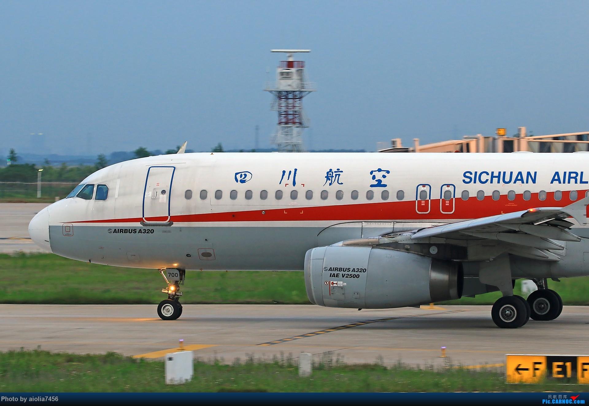 Re:[原创][合肥飞友会]霸都打鸡 找个机会白天打华航 顺便看看期待已久的迪斯尼 AIRBUS A320-200 B-6700 中国合肥新桥国际机场