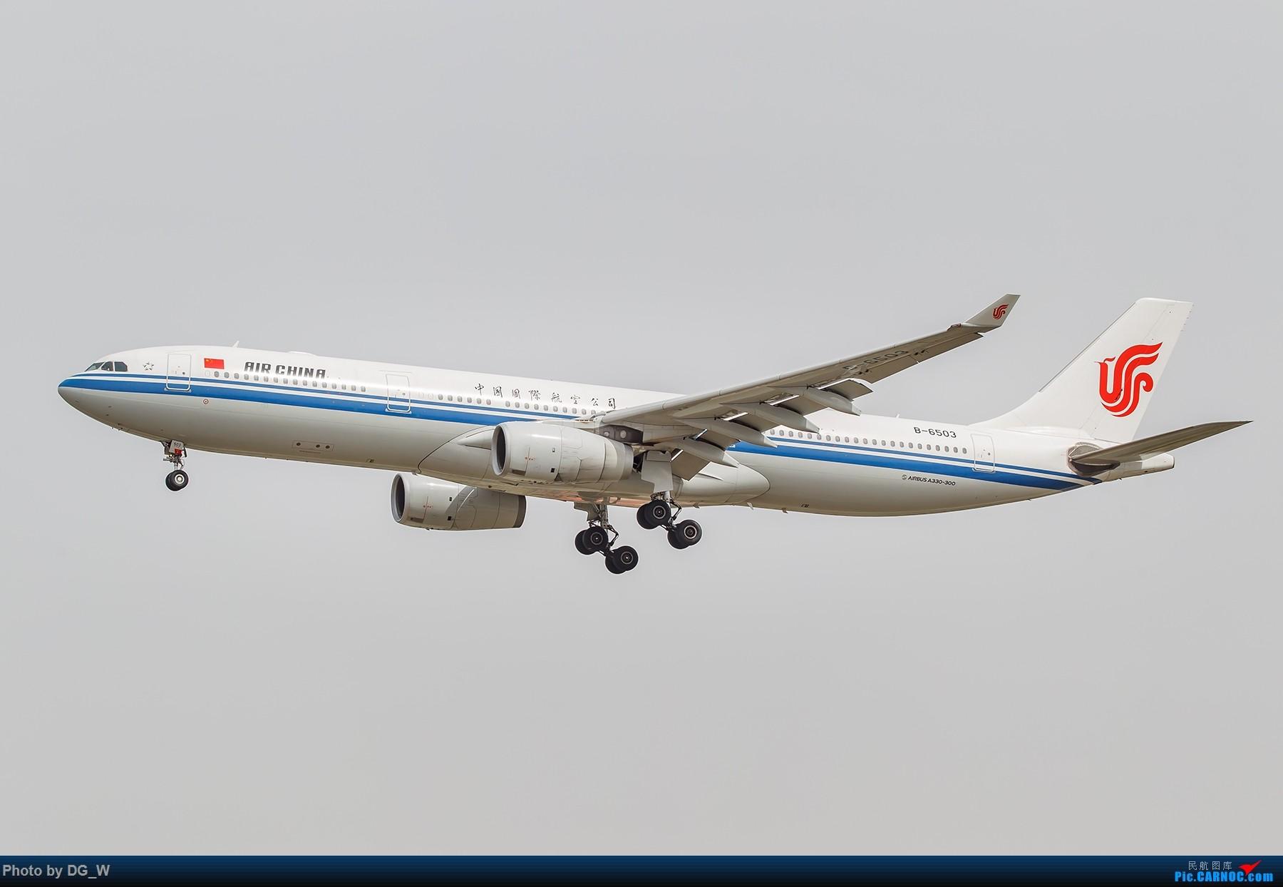 Re:[原创]【南宁飞友】第一次在PEK01跑道拍机 AIRBUS A330-300 B-6503 中国南宁吴圩国际机场