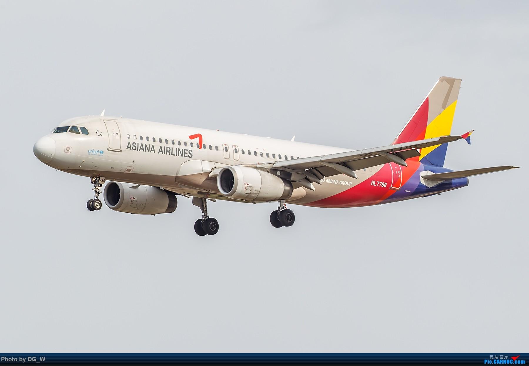 Re:[原创]【南宁飞友】第一次在PEK01跑道拍机 AIRBUS A320-200 HL7788 中国北京首都国际机场