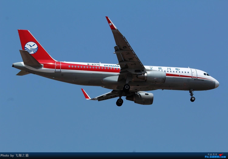 Re:[原创]CKG拍机(初夏拍机,重庆的天一个字晒) AIRBUS A320-200 B-8375 重庆江北国际机场