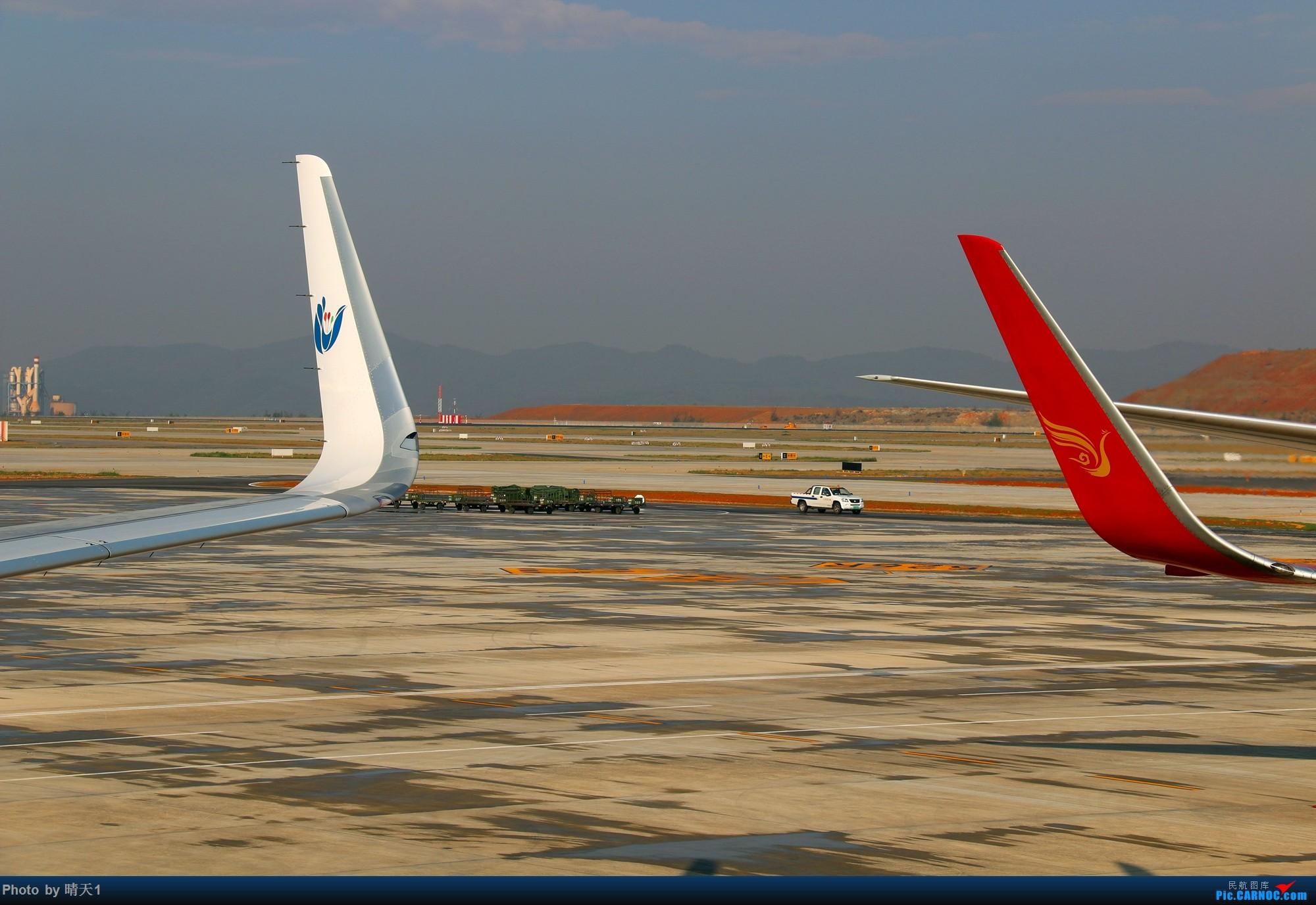 Re:红土航空验证试飞随手拍 AIRBUS A321-200 B-8285 昆明长水机场
