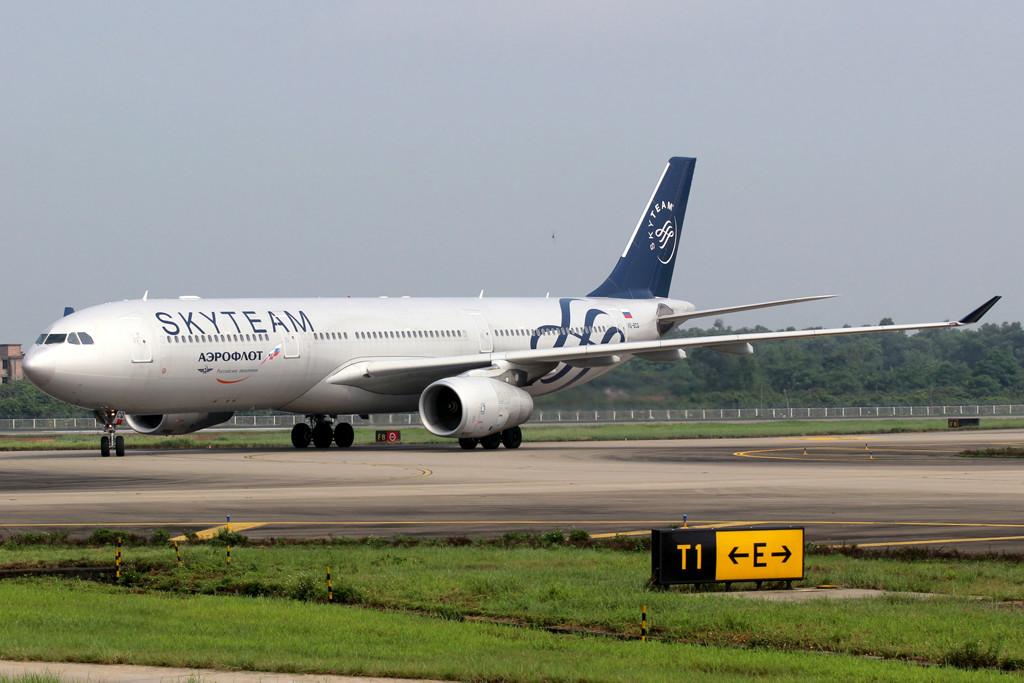 Re:[原创]又是一个烂天 AIRBUS A330-300  中国广州白云国际机场