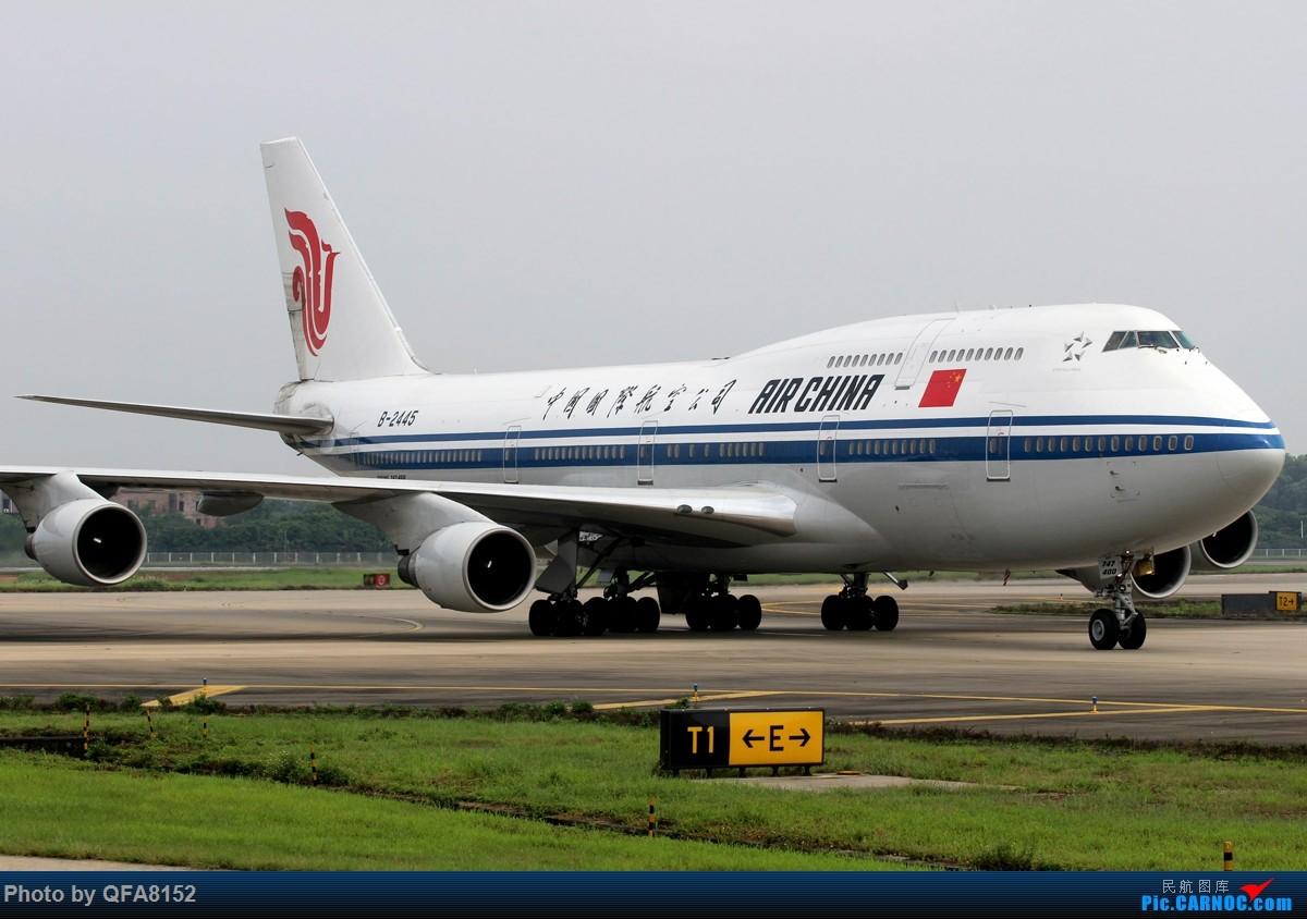 Re:[原创]又是一个烂天 BOEING 747-400 B-2445 中国广州白云国际机场