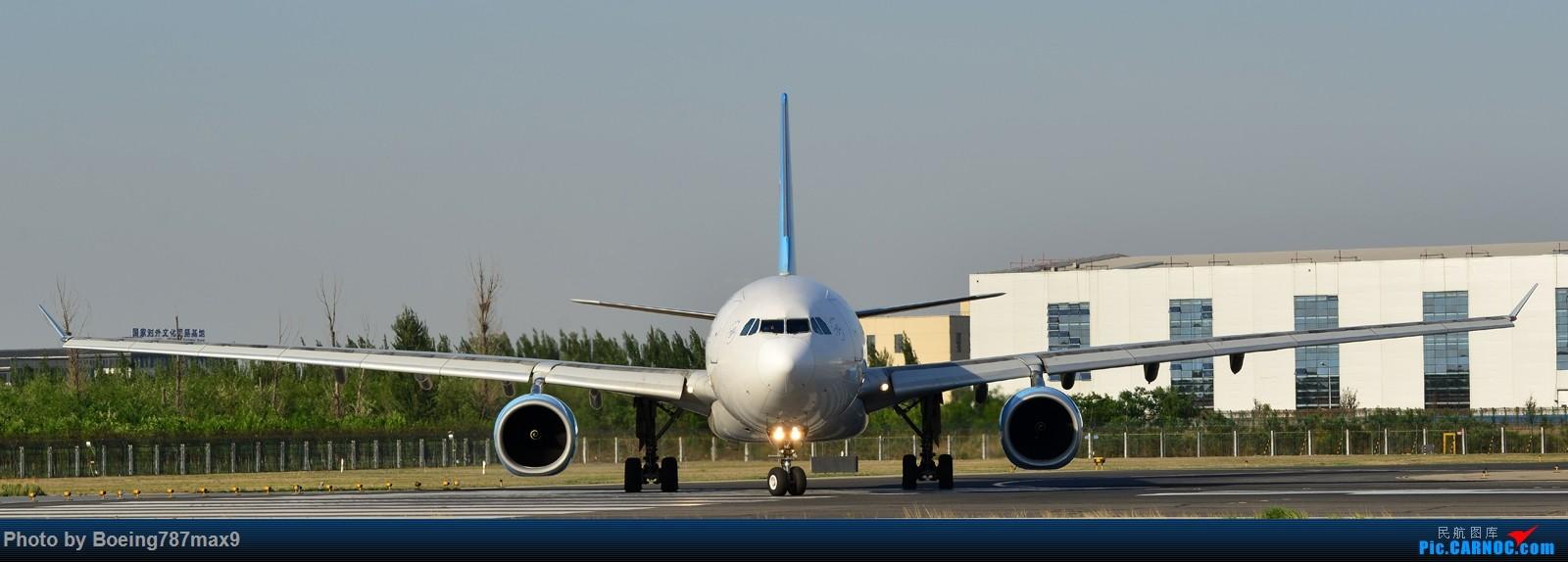 Re:[原创]【PEK】独一无二独特的拍摄角度,超有震撼力的机头『1600*高清大图』 AIRBUS A330-200 B-6057 中国北京首都国际机场